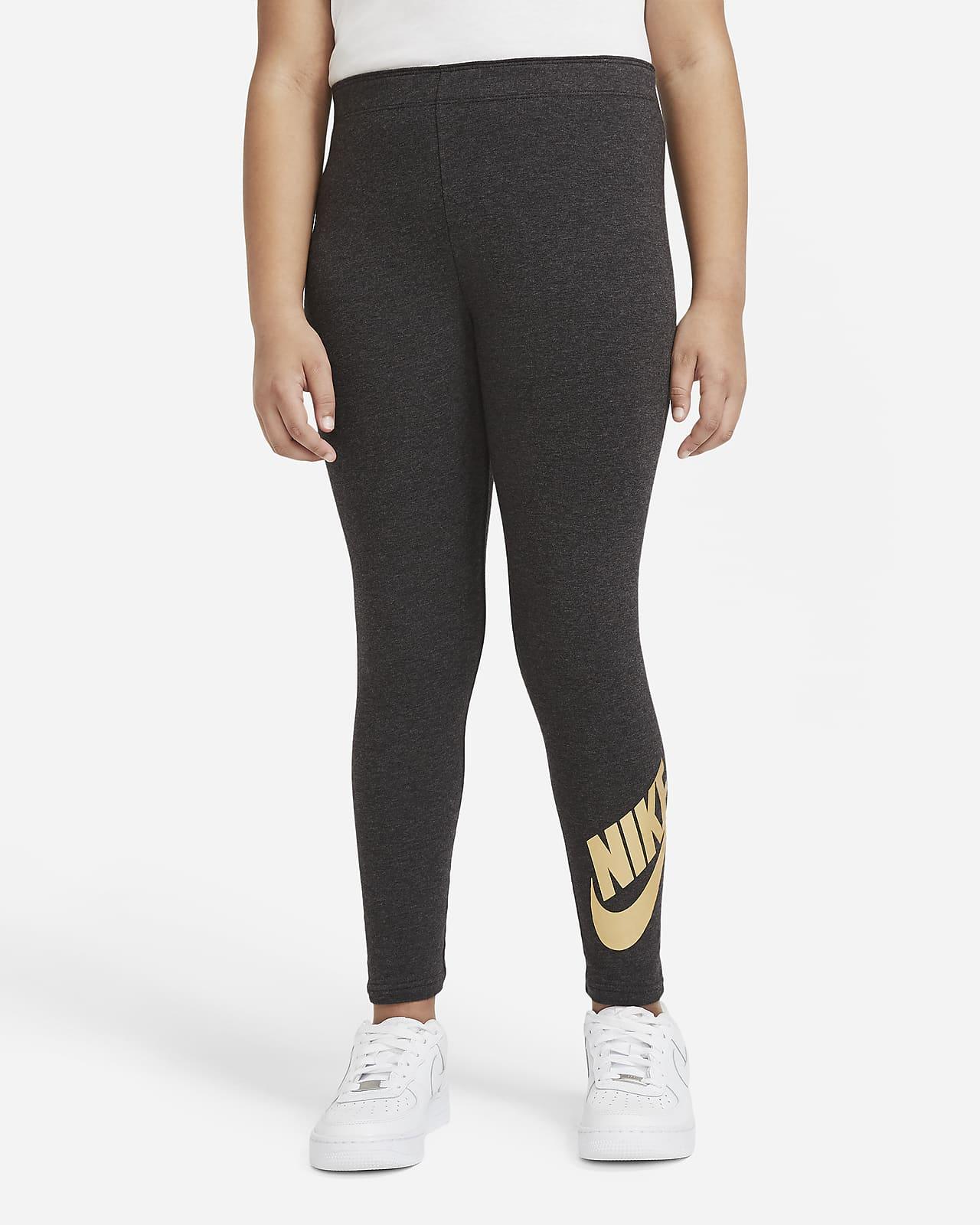 Legginsy dla dużych dzieci (dziewcząt) Nike Sportswear Favorites (o wydłużonym rozmiarze)