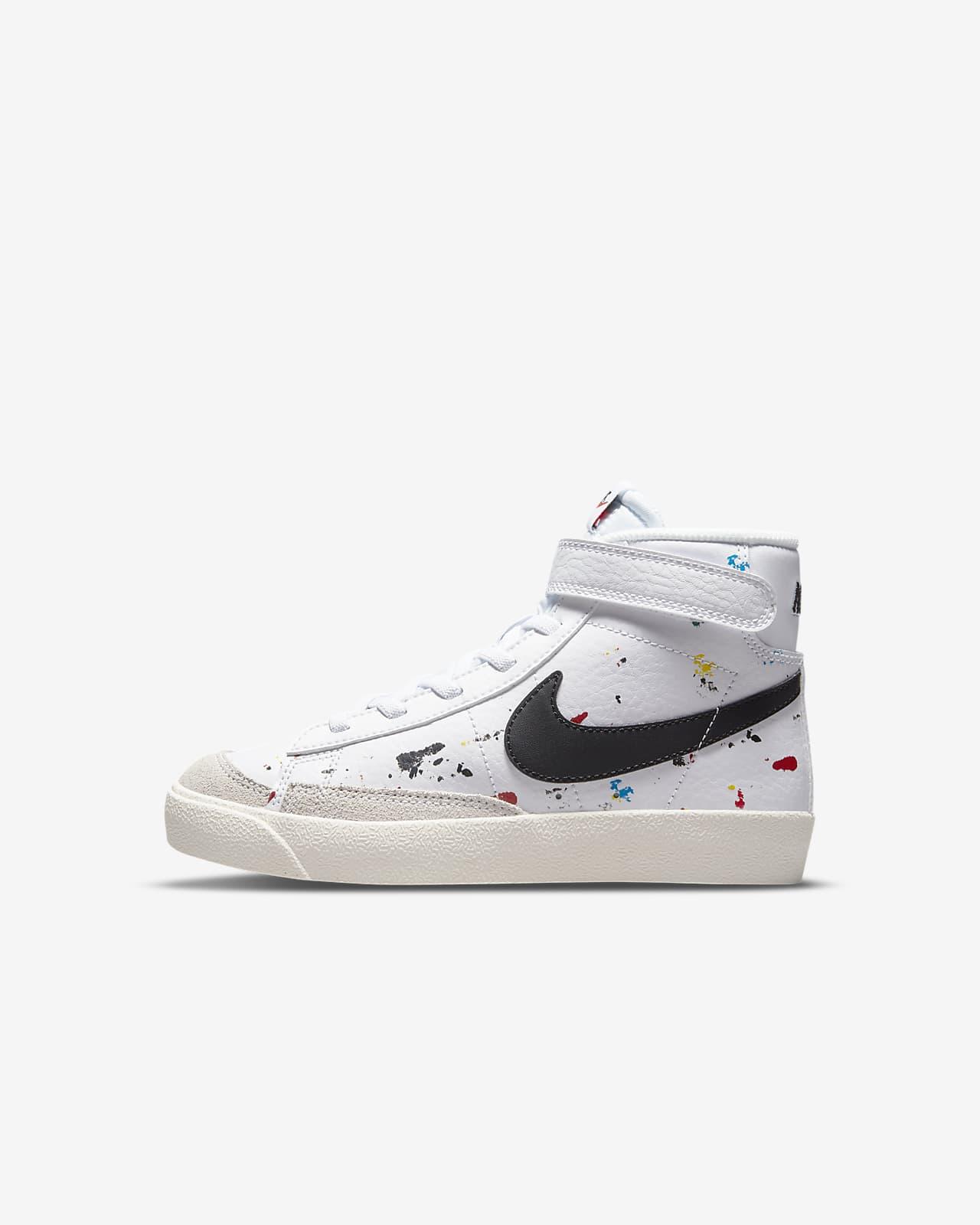 Nike Blazer Mid '77 BB Little Kids' Shoe