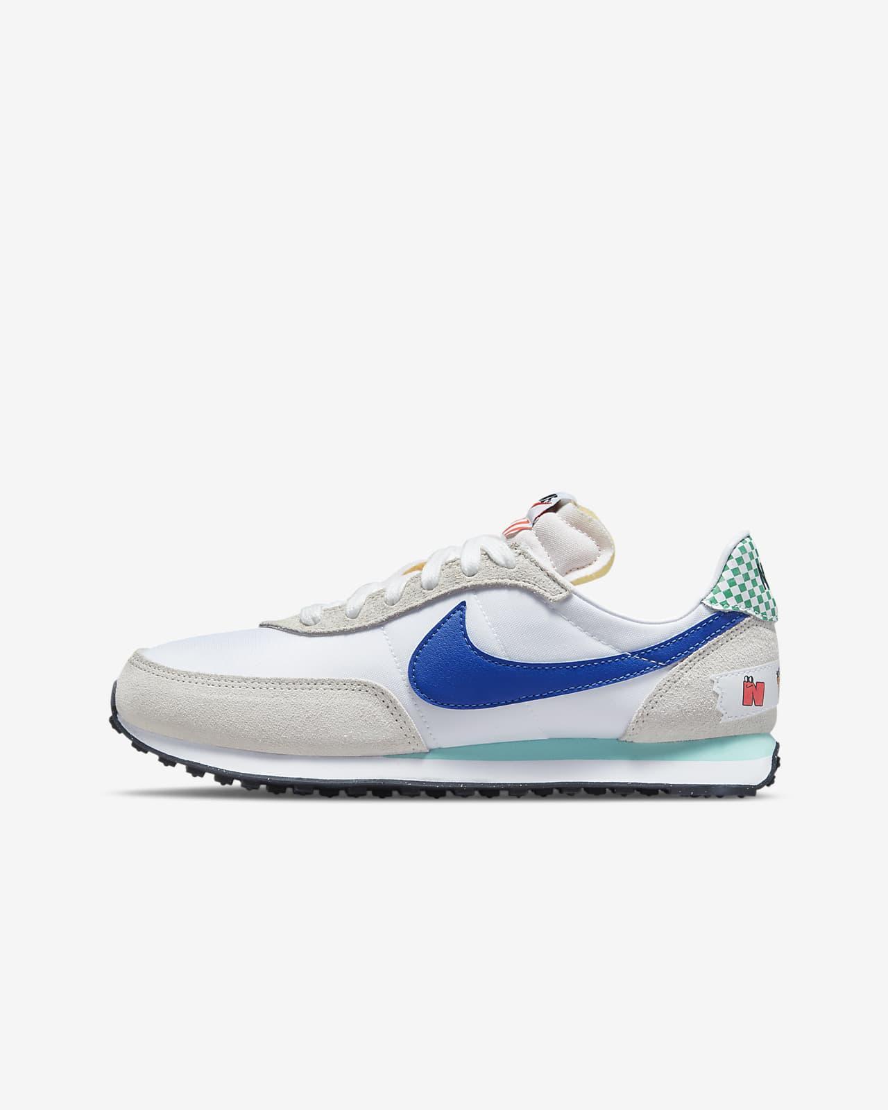 Nike Waffle Trainer 2 BG 大童运动童鞋