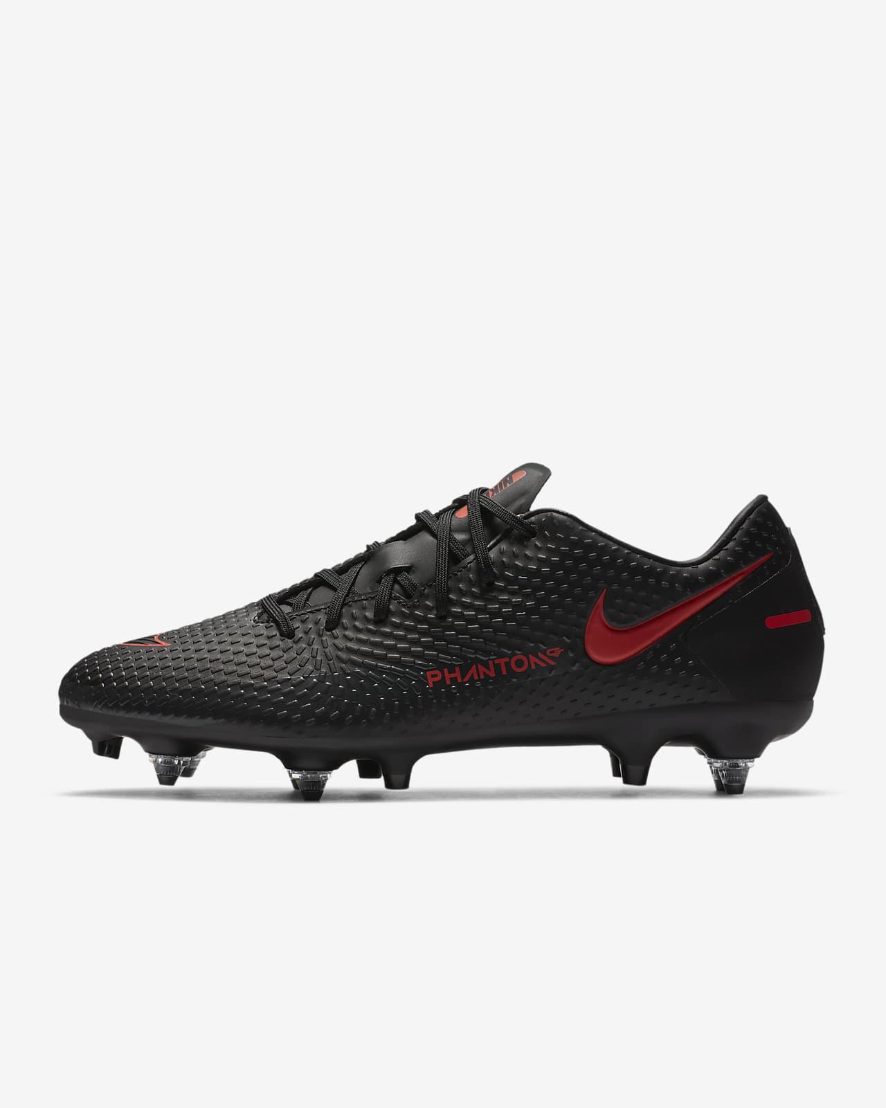 Chaussure de football à crampons pour terrain gras Nike Phantom GT Academy SG-Pro AC