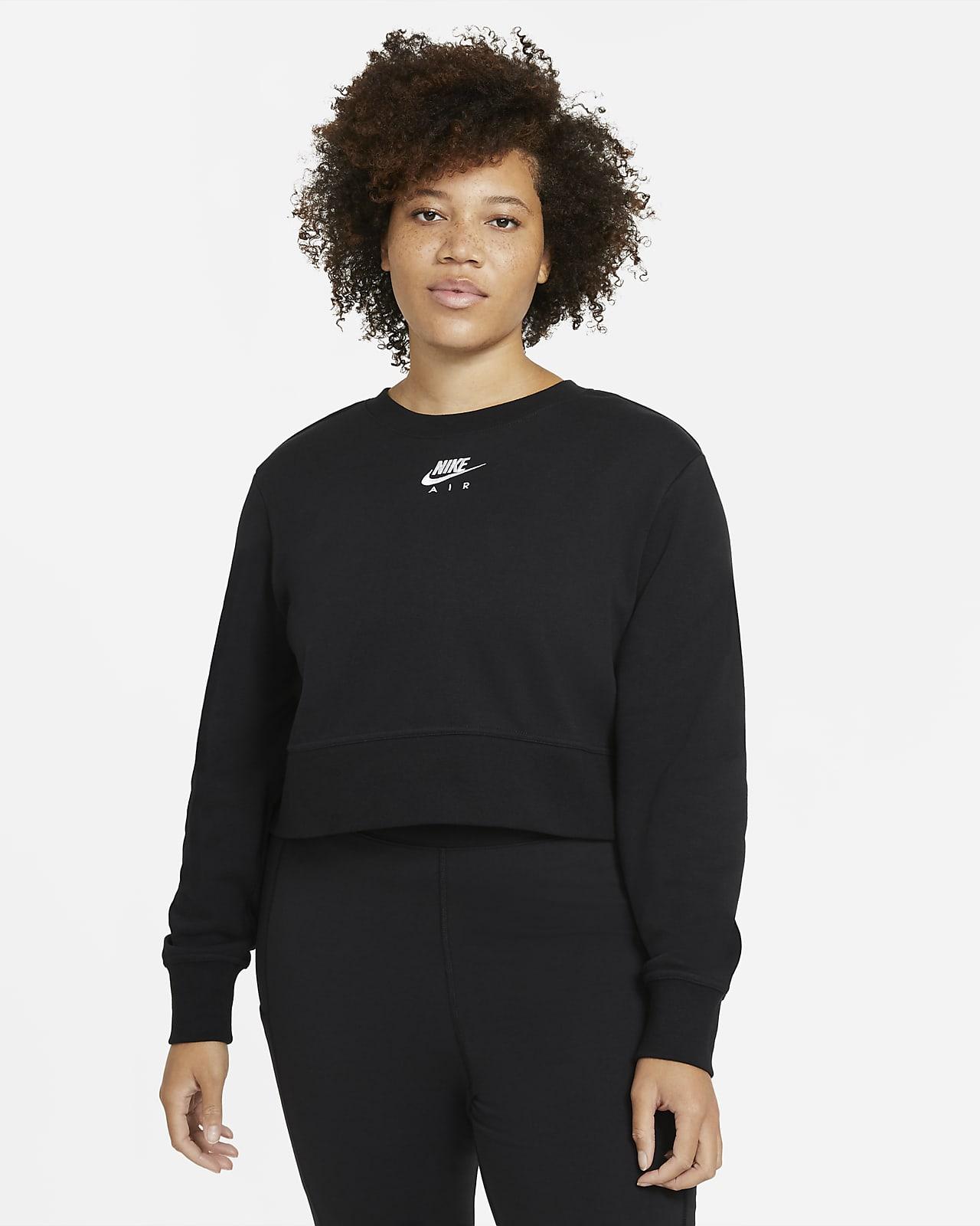 Bluza damska Nike Air (duże rozmiary)
