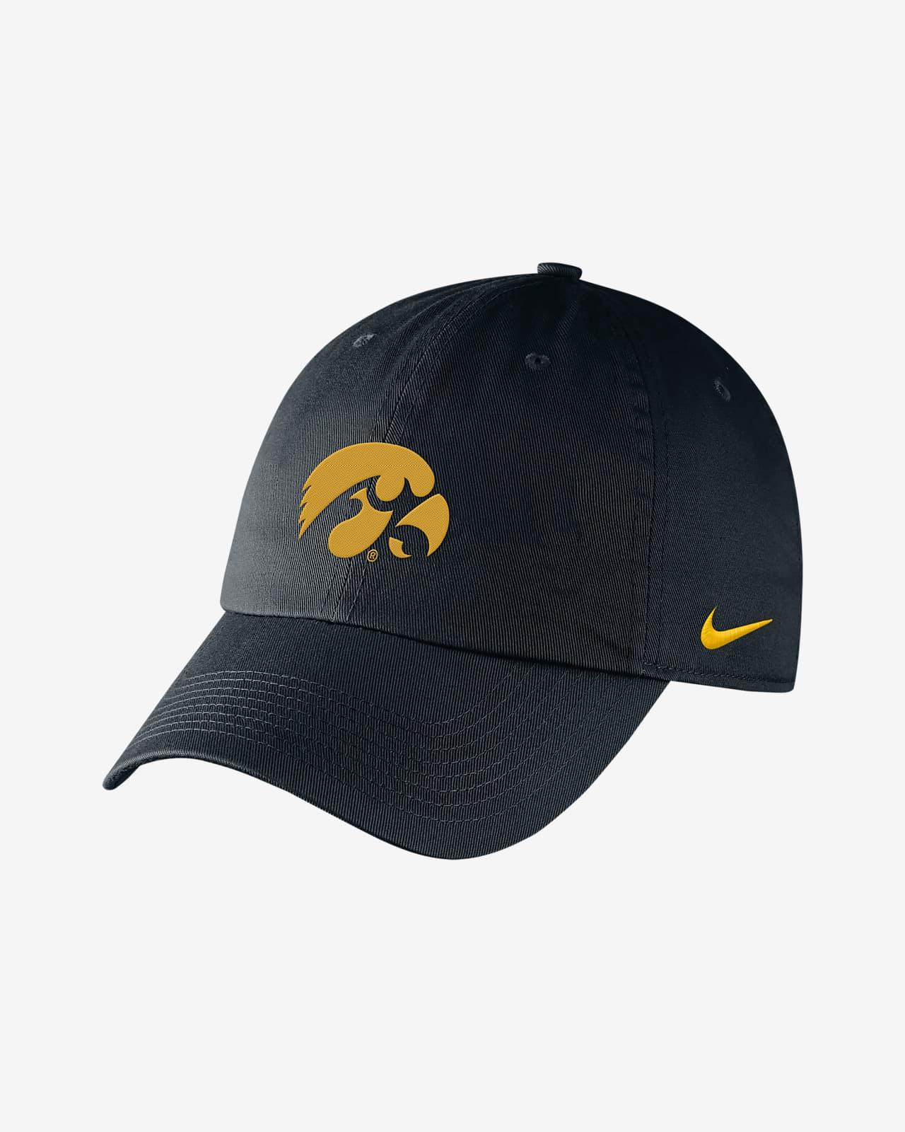 Nike College (Iowa) Logo Cap