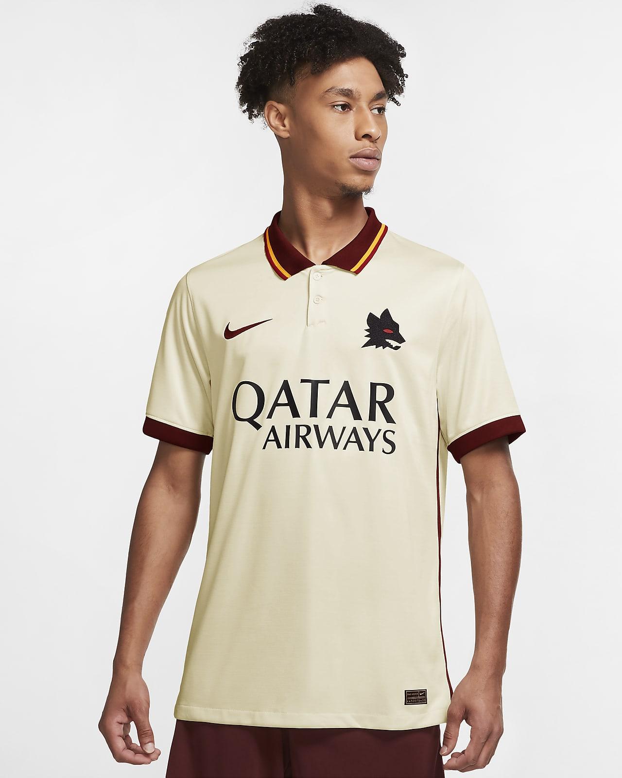 Segunda equipación Stadium AS Roma 2020/21 Camiseta de fútbol - Hombre