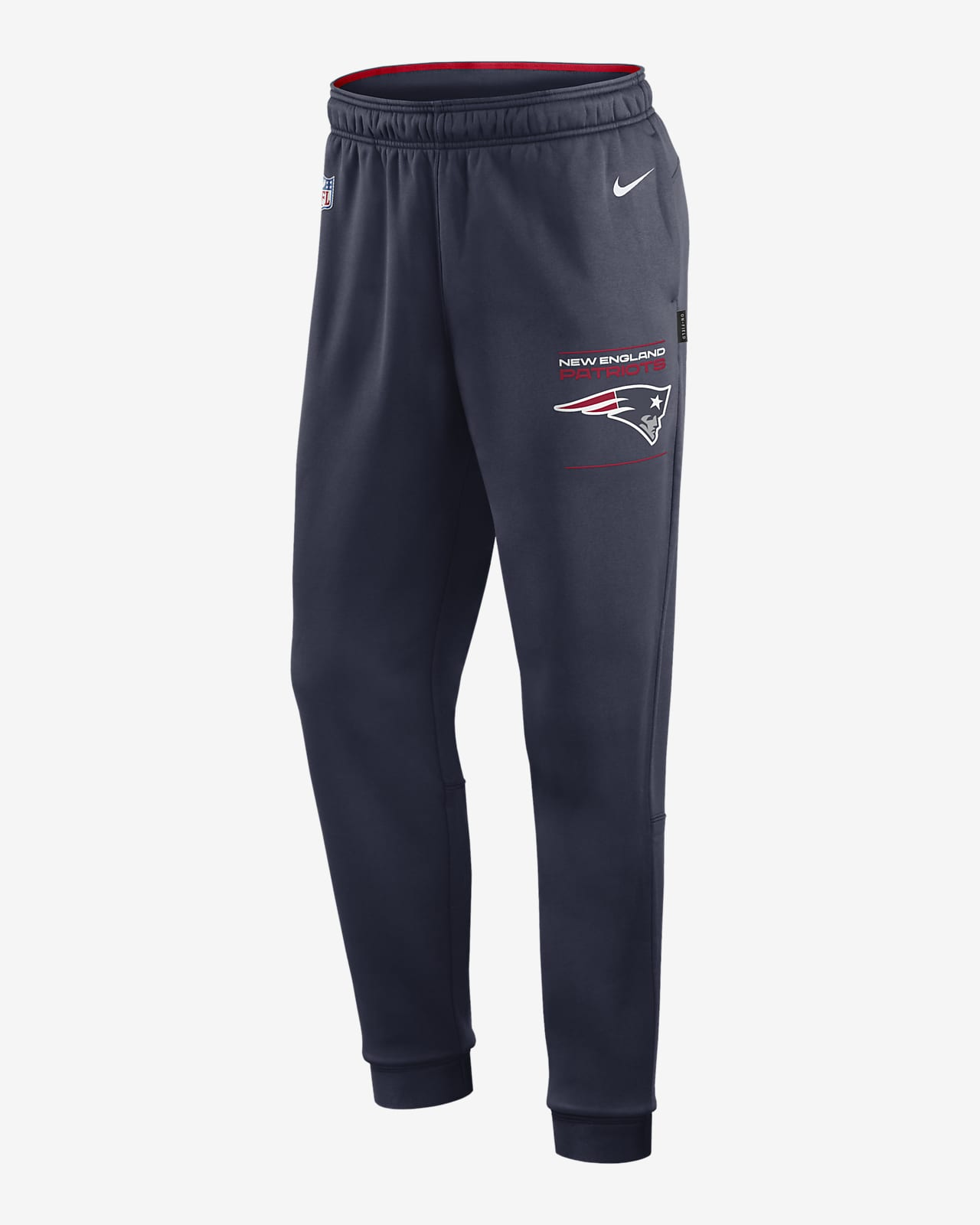 Pants para hombre Nike Therma Sideline (NFL New England Patriots)
