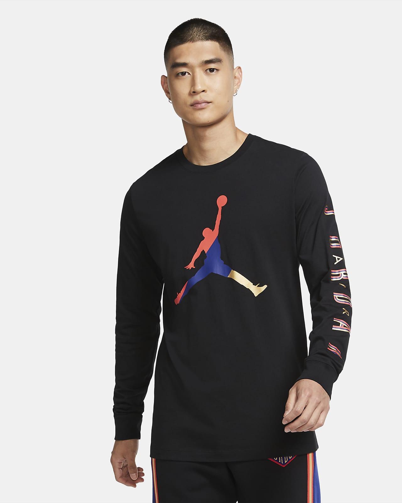 Sudadera de manga larga para hombre Jordan Sport DNA