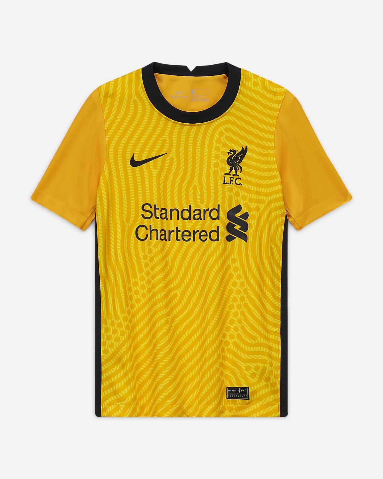 Liverpool FC Stadium-målmandstrøje til store børn
