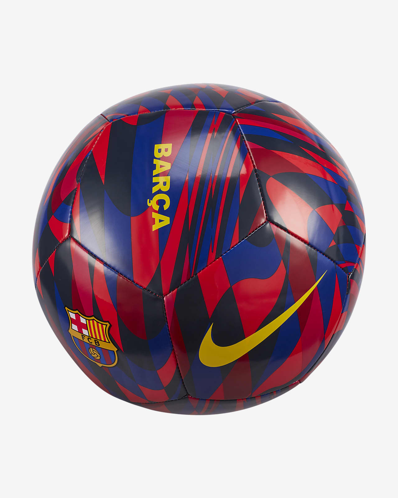 FC Barcelona Pitch - fodbold