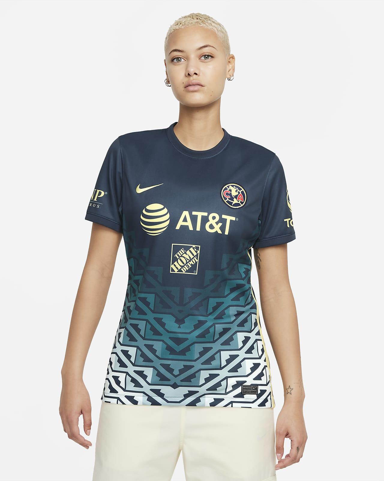 Jersey de fútbol del Club América visitante 2021/22 Stadium para mujer