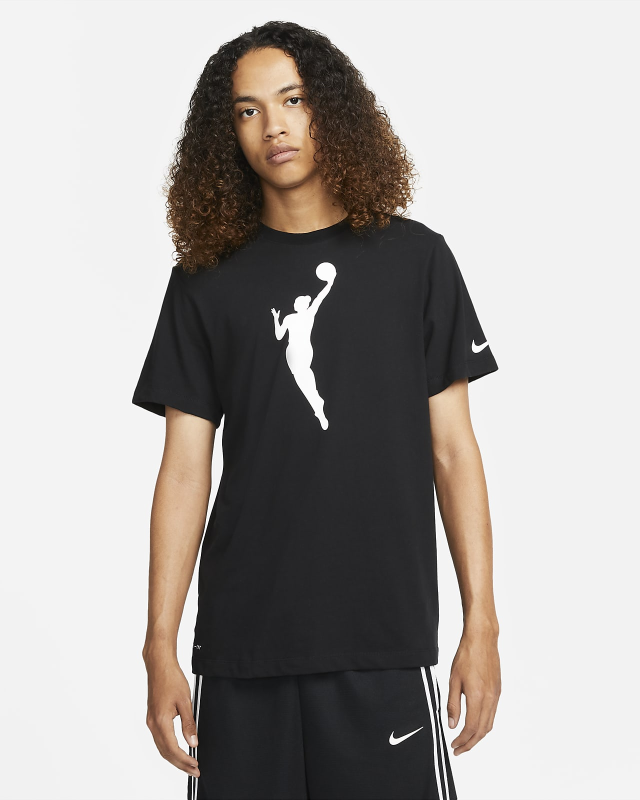 WNBA Logo Nike Short-Sleeve T-Shirt