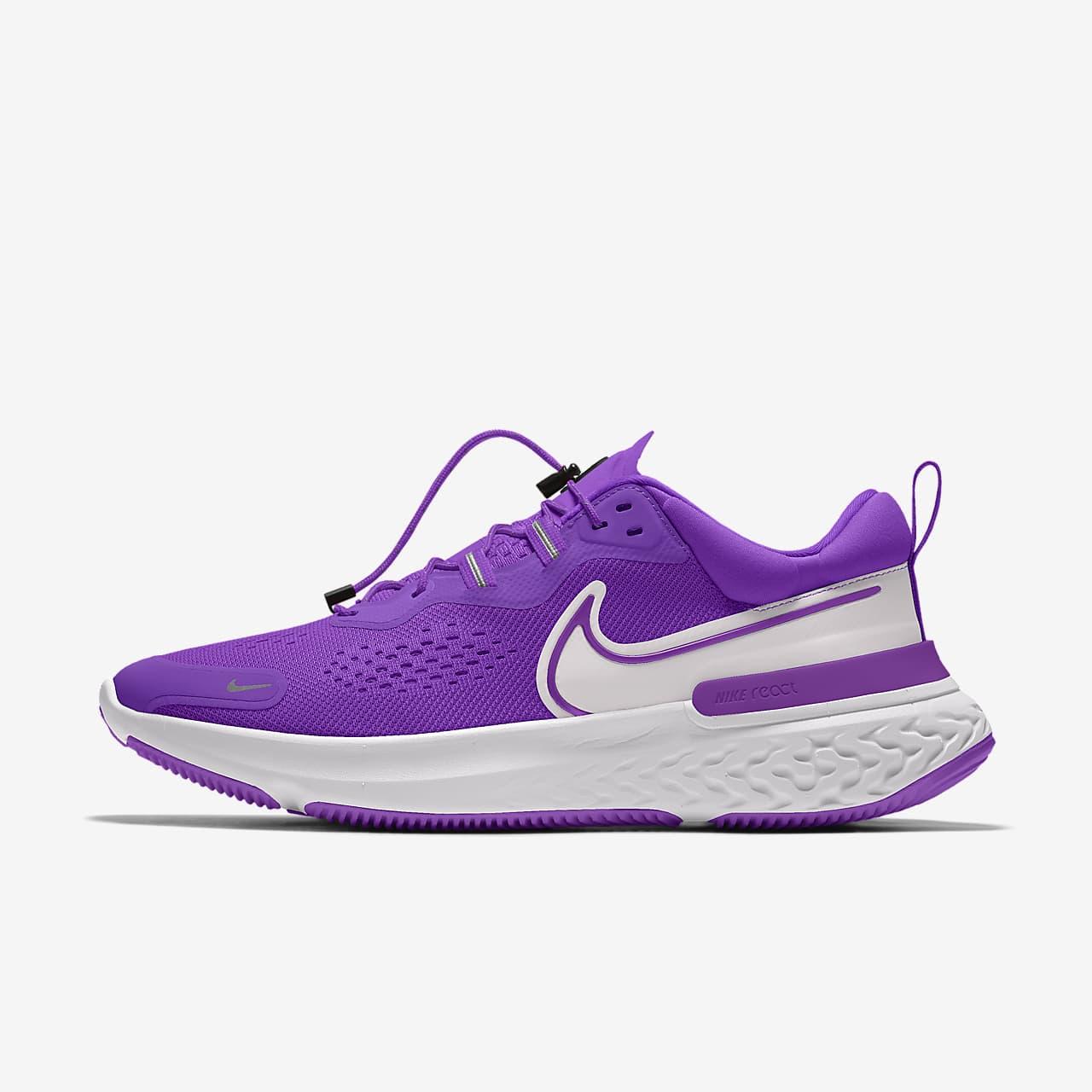 Nike React Miler 2 By You Custom Women's Running Shoe