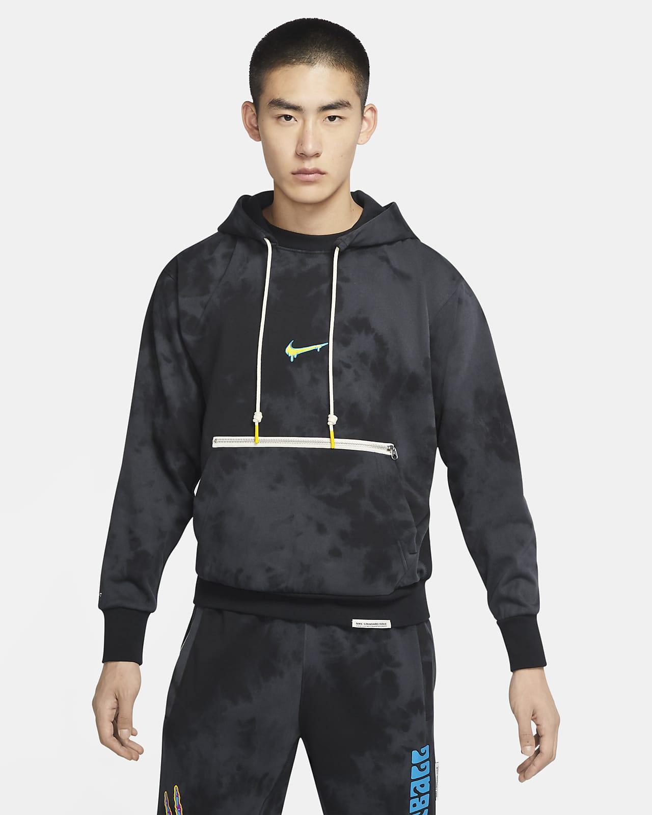 Nike Hardwood 男子篮球套头连帽衫