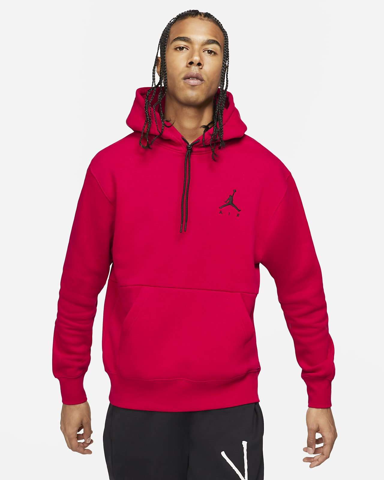 Jordan Jumpman Air Fleecehoodie voor heren