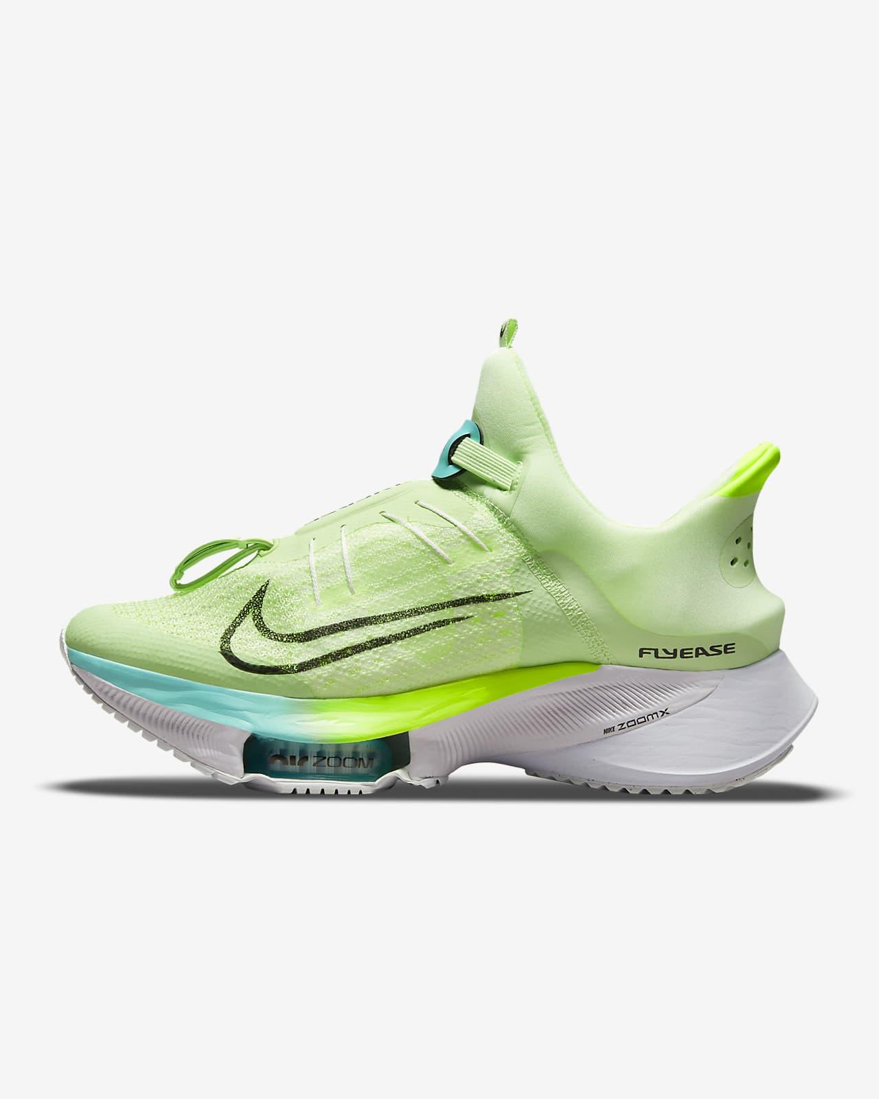 Chaussure de running sur route facile à enfiler Nike Air Zoom Tempo NEXT% FlyEase pour Femme