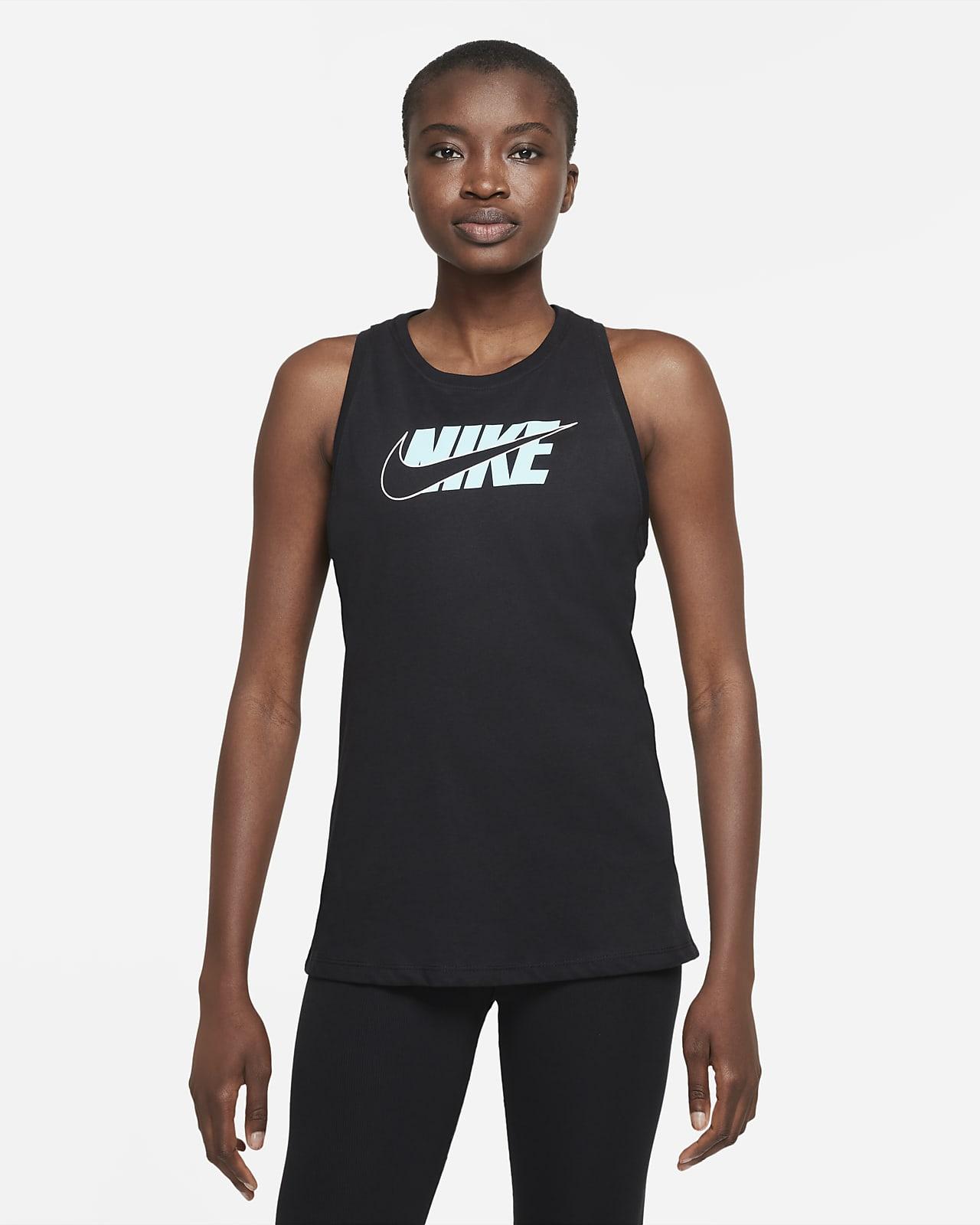 Γυναικείο φανελάκι προπόνησης με σχέδιο Nike Dri-FIT Icon Clash