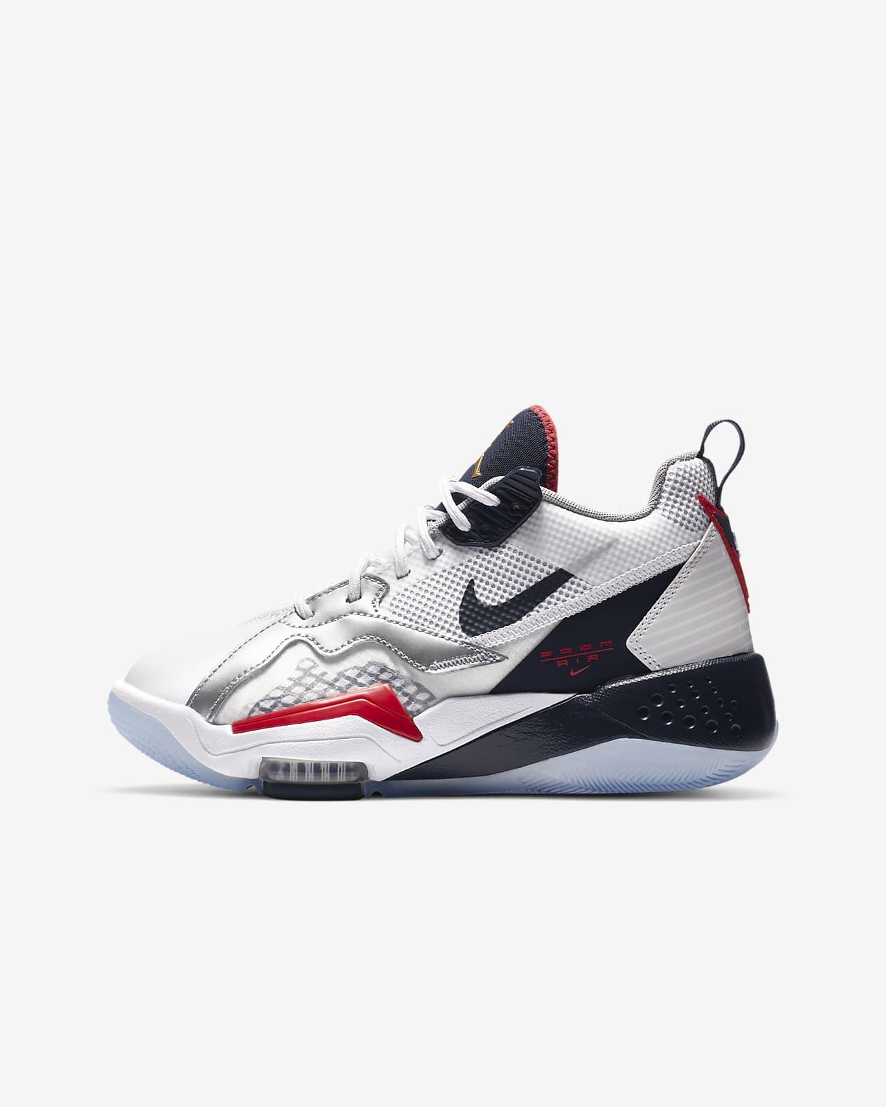 Jordan Zoom '92 Big Kids' Shoe