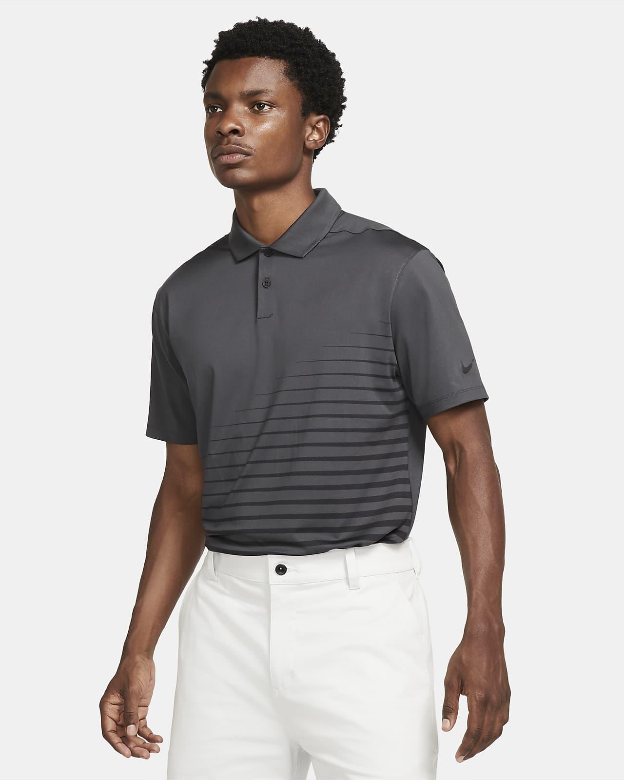Polo de golf estampado para hombre Nike Dri-FIT Vapor