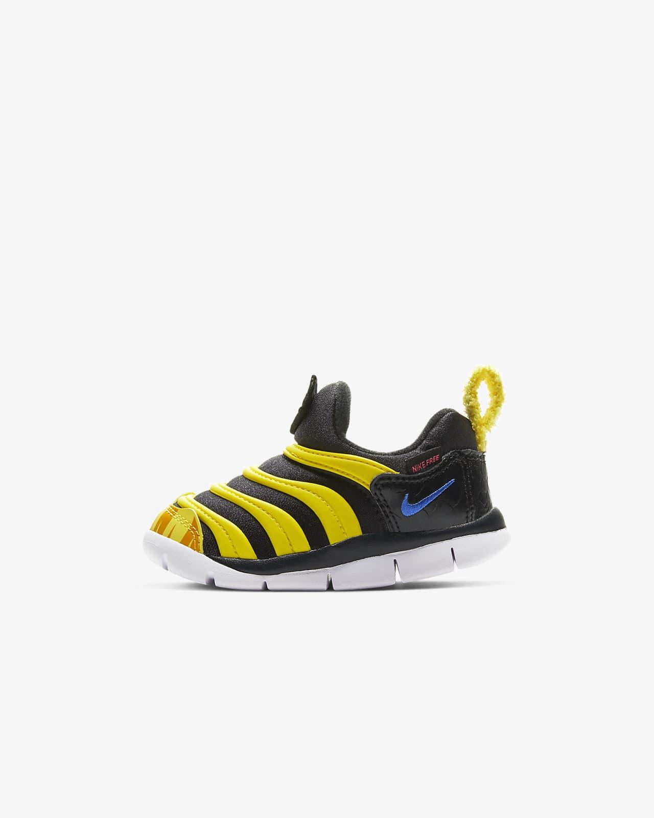 Nike Dynamo Free Mic QS (TD) 婴童运动童鞋