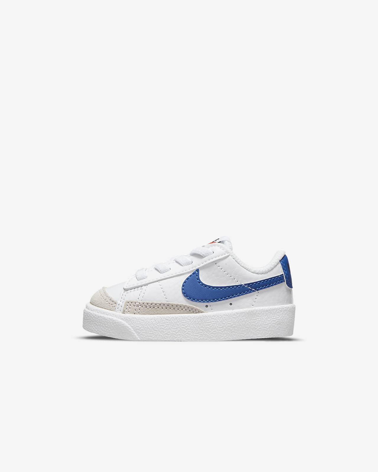 Nike Blazer 低筒 '77 嬰幼兒鞋