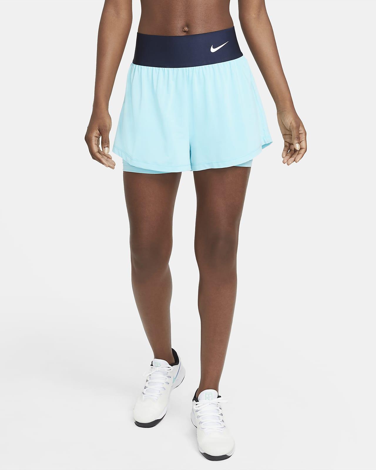NikeCourt Advantage tennisshorts til dame