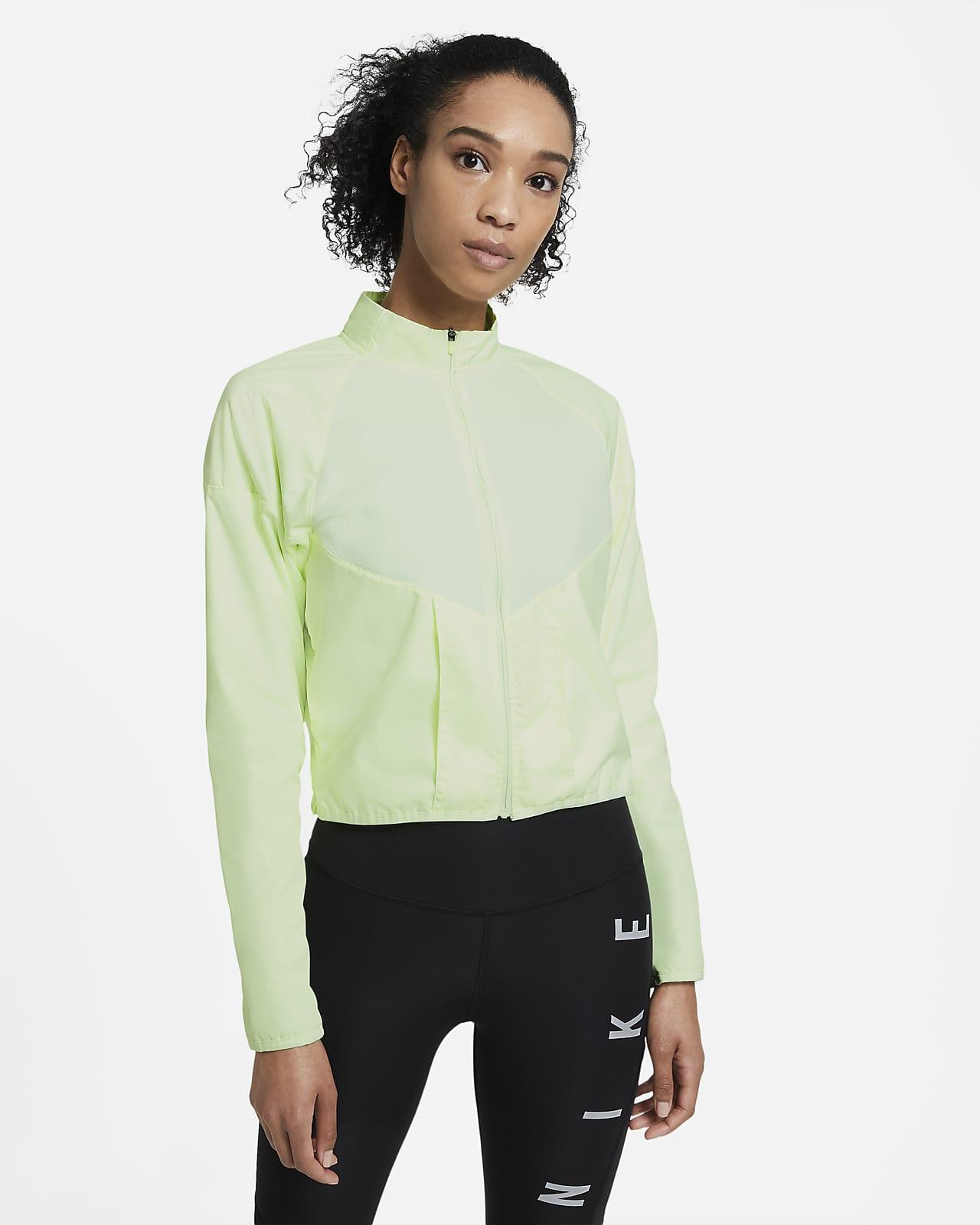 Damska koszulka do biegania Nike Run Division