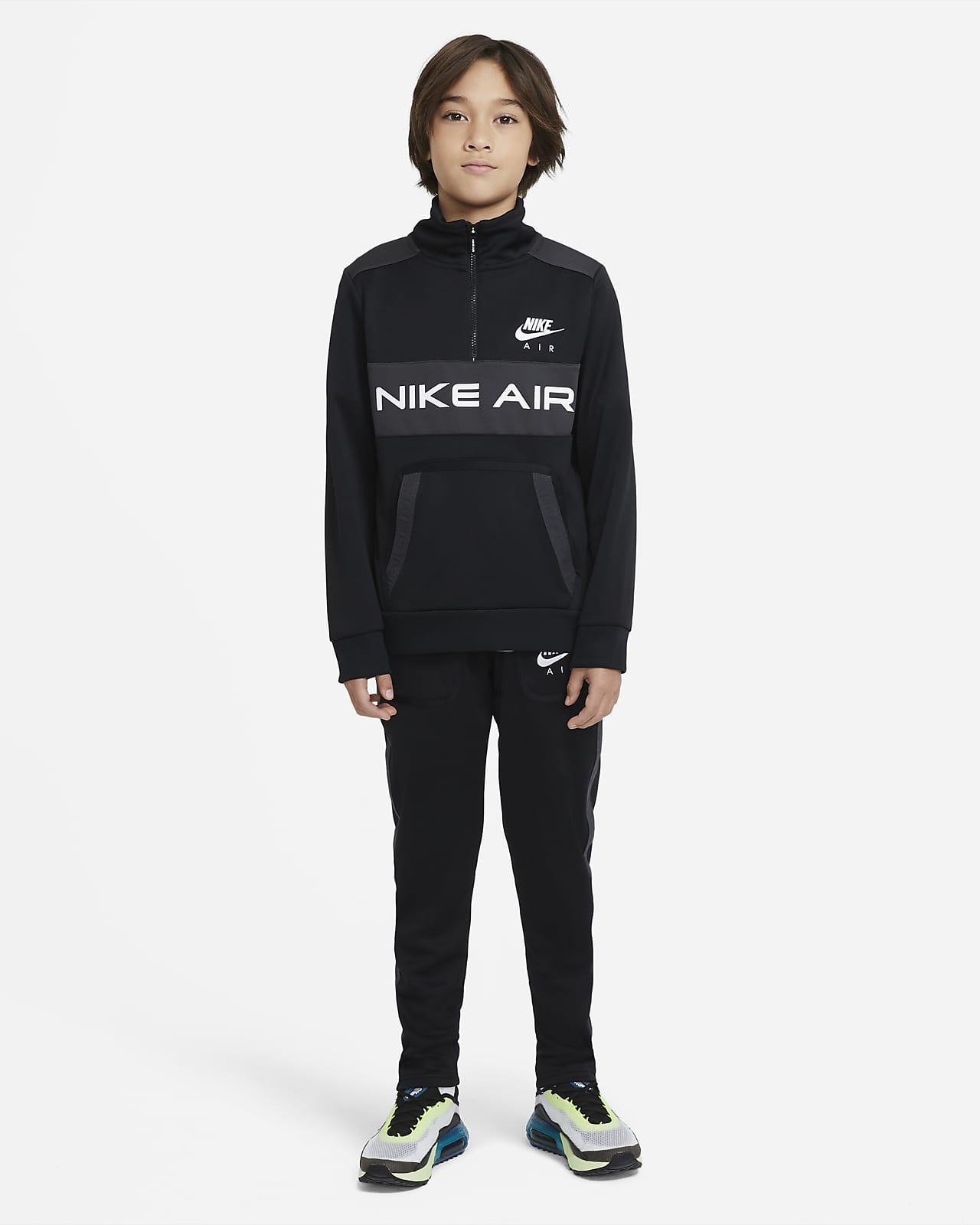 Nike Air-tracksuit til større børn