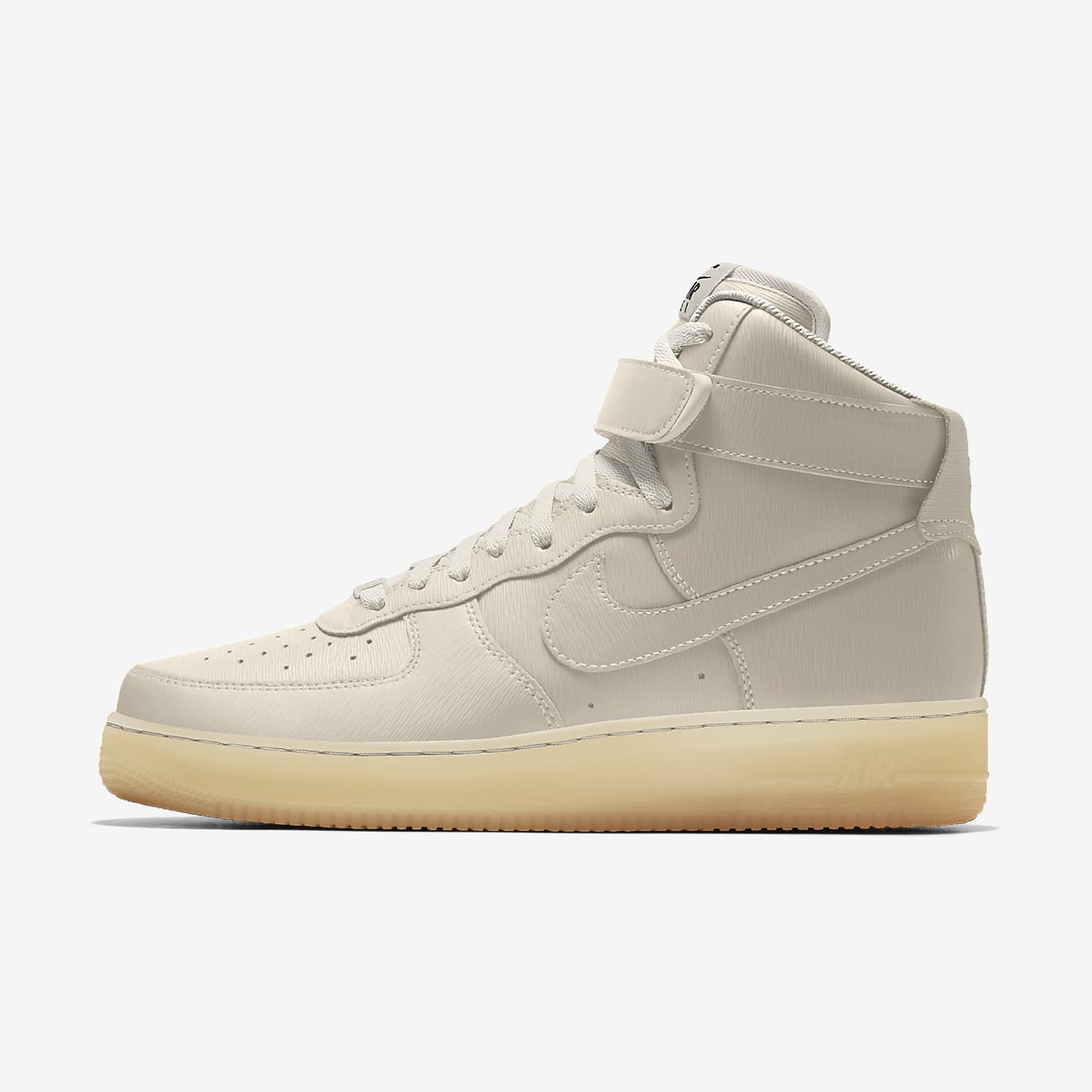 Nike Air Force 1 High By You egyedi cipő