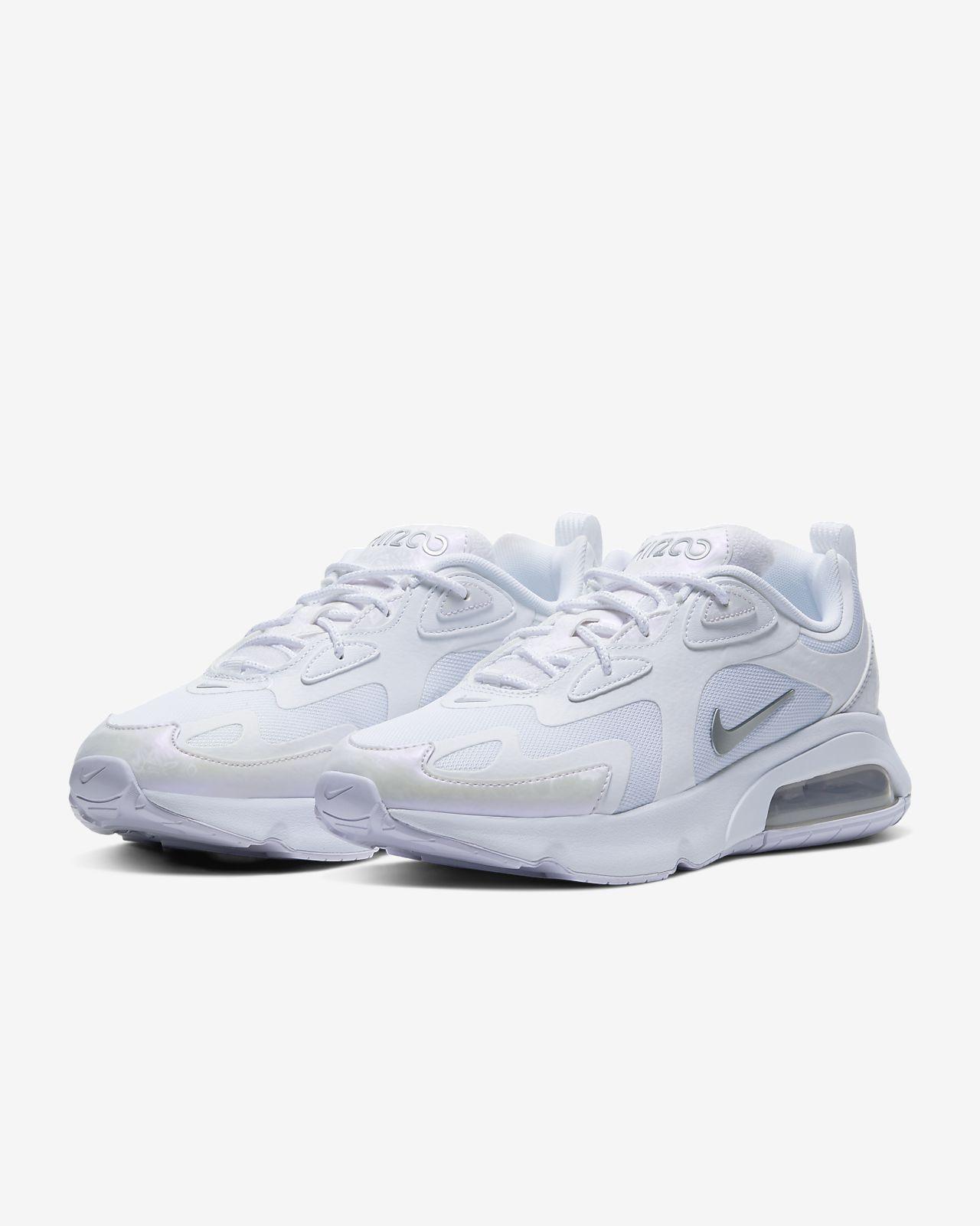 Nike Air Max 200 casual sko for kvinner