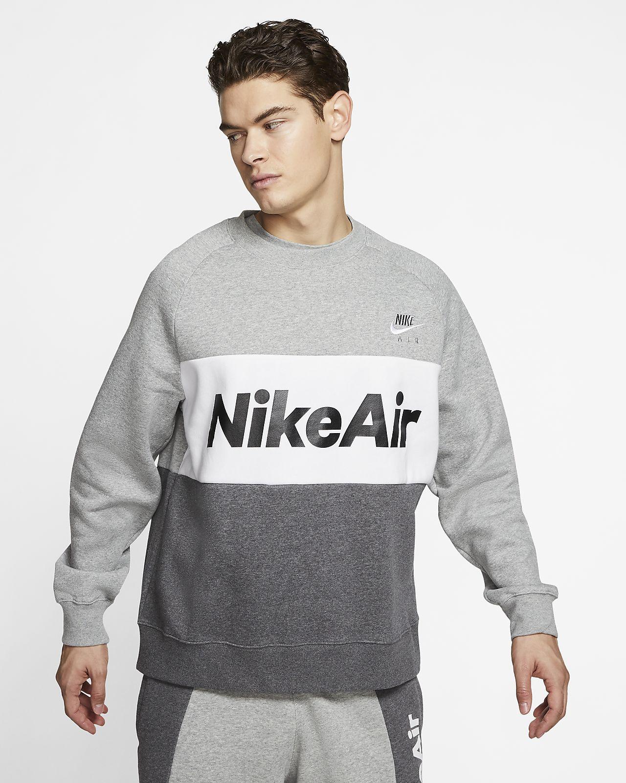 Męska bluza z dzianiny Nike Air