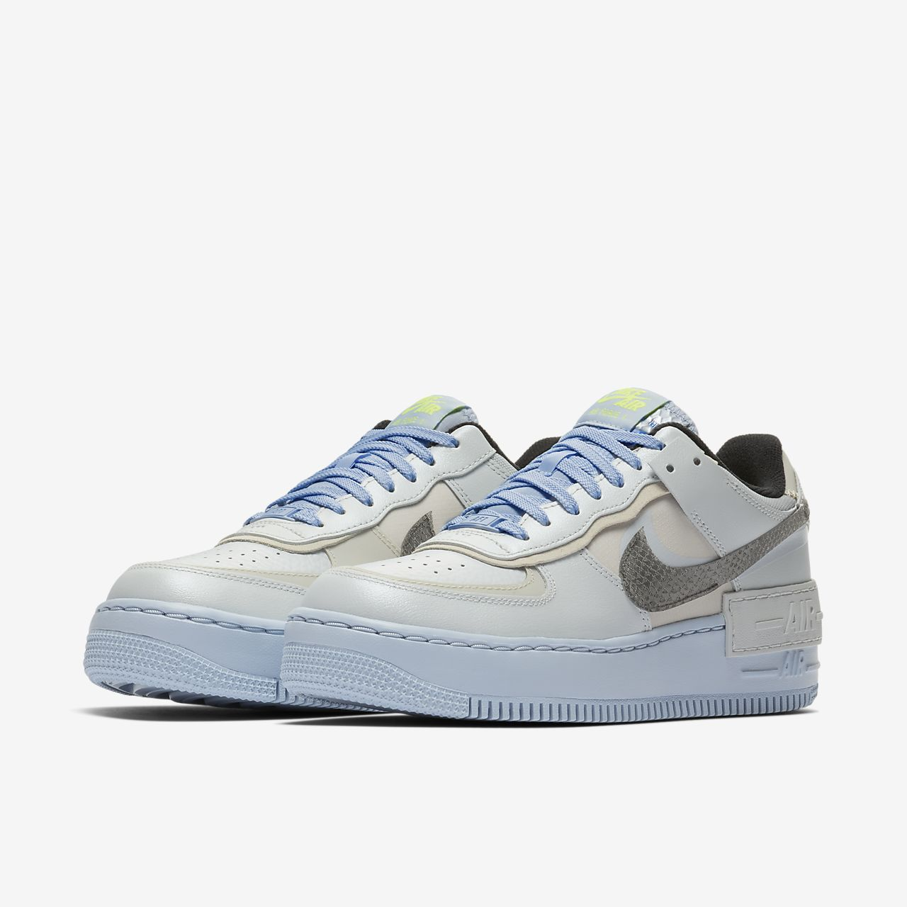air force 1 shadow blu