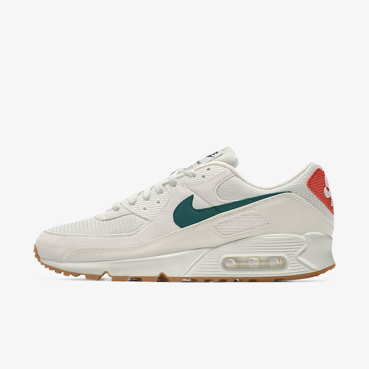 Nike Air Max 90 By You 專屬訂製女鞋
