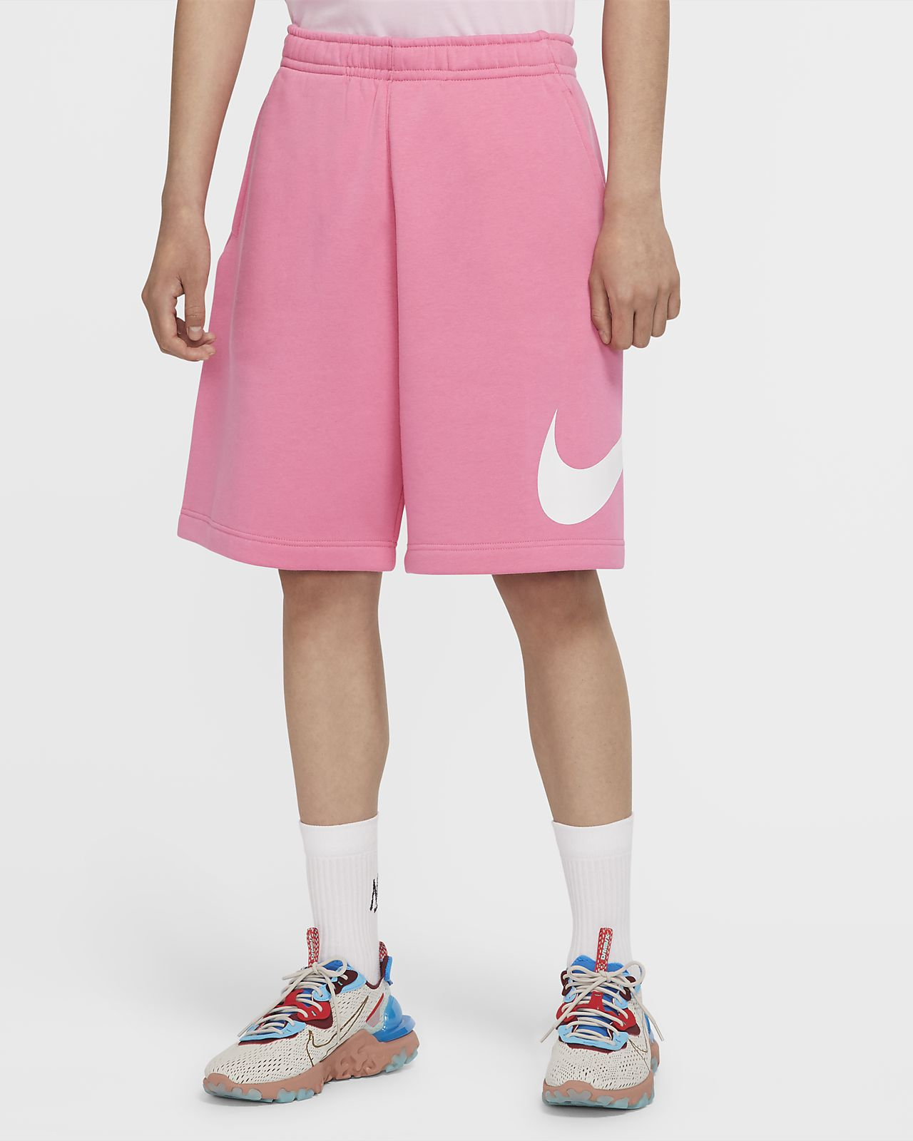 Short imprimé Nike Sportswear Club pour Homme