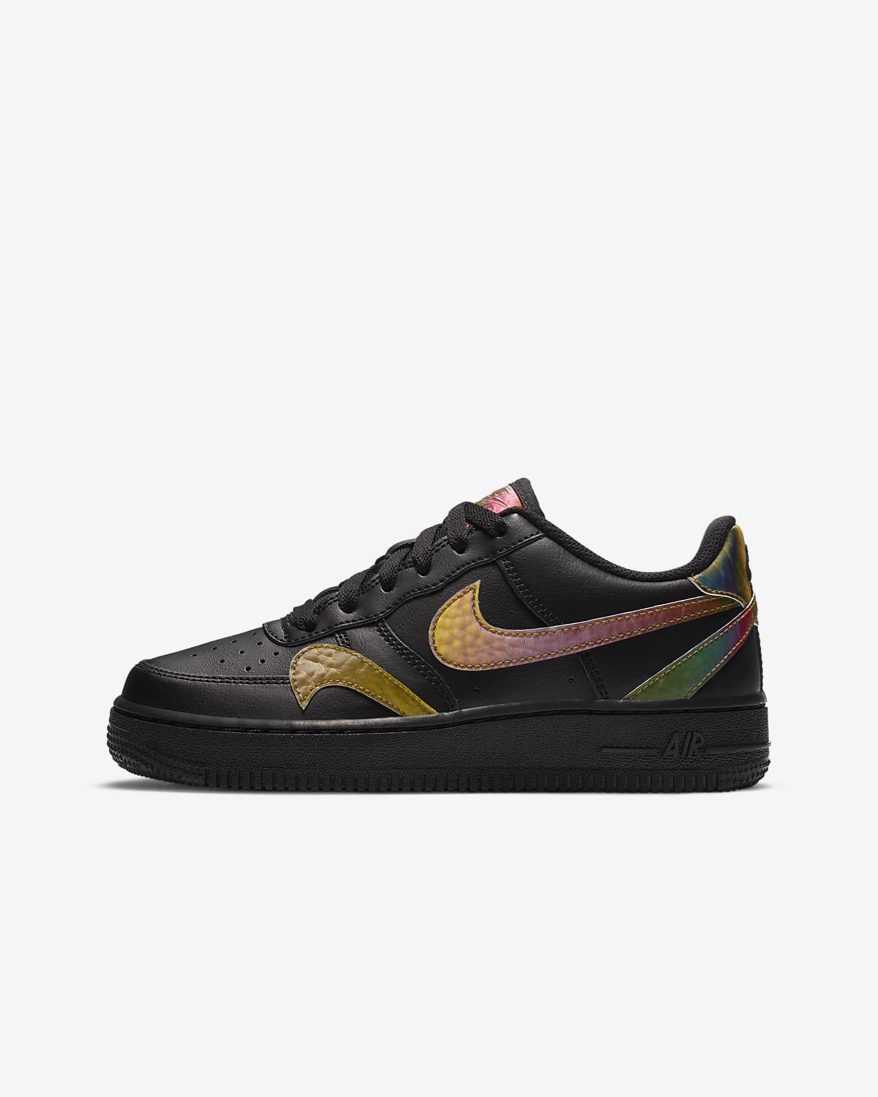 Nike Air Force 1 LV8 2 Big Kids' Shoe