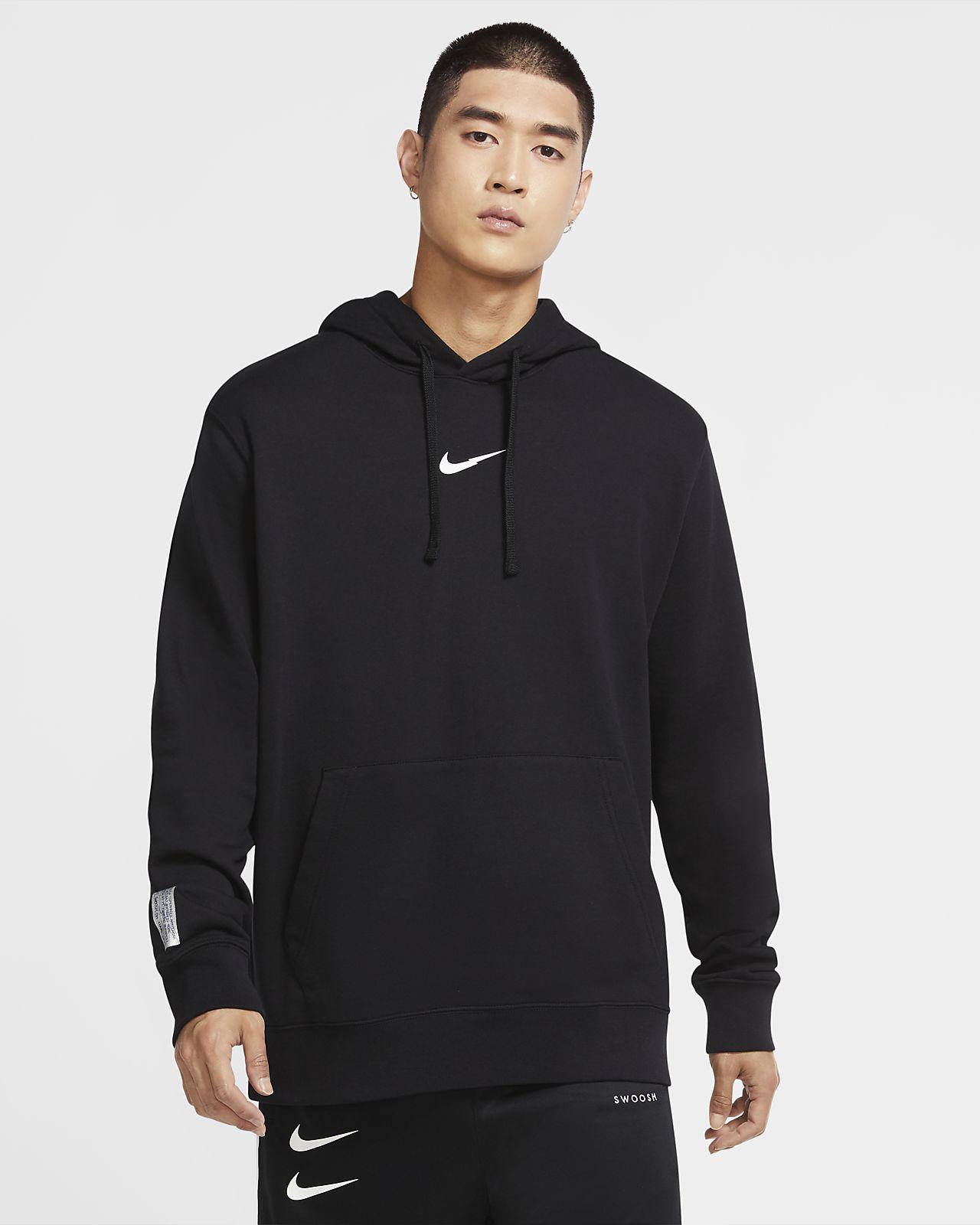 Sweat à capuche en molleton Nike Sportswear pour Homme