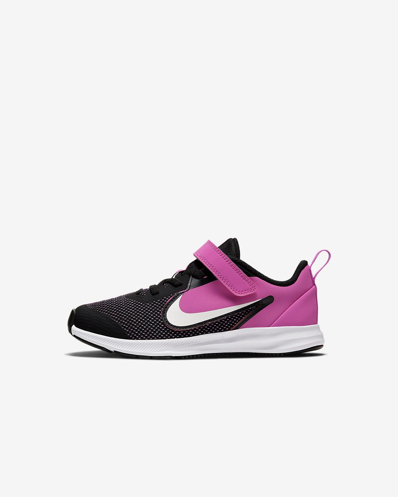 Nike Downshifter 9 Schuh für jüngere Kinder