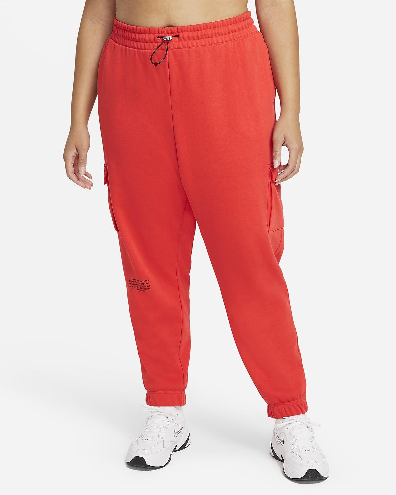 Nike Sportswear Swoosh Damenhose (große Größe)