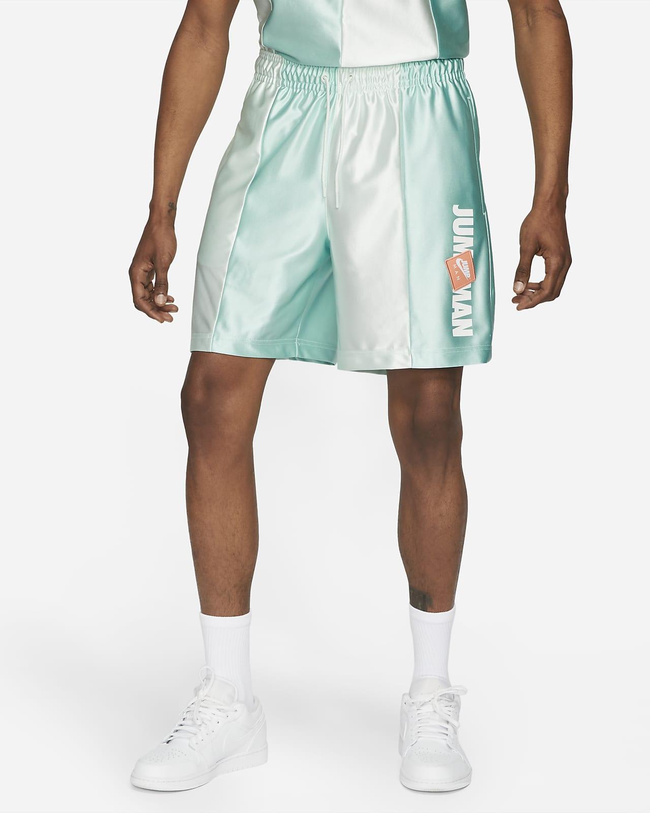 กางเกงขาสั้นผู้ชายแบบทอ Jordan Jumpman Classics