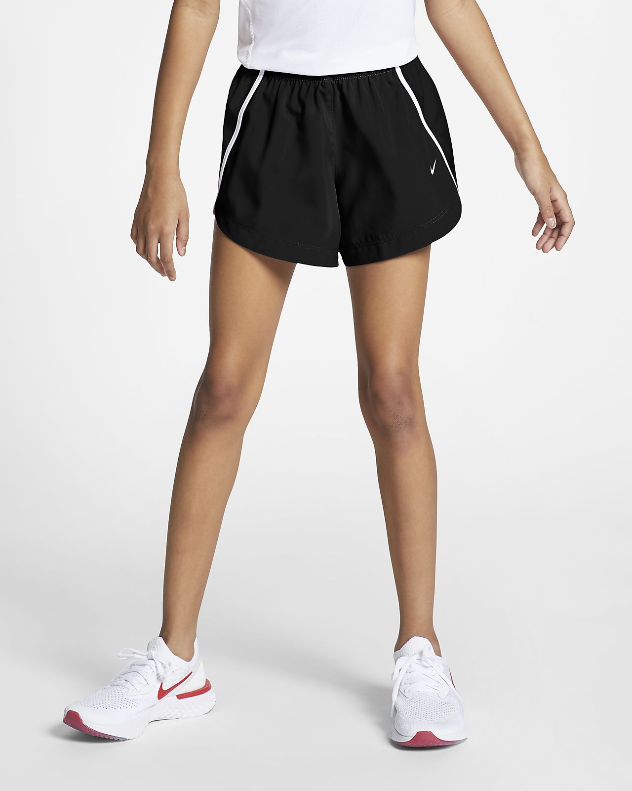 Nike Dry Older Kids' (Girls') Running Shorts