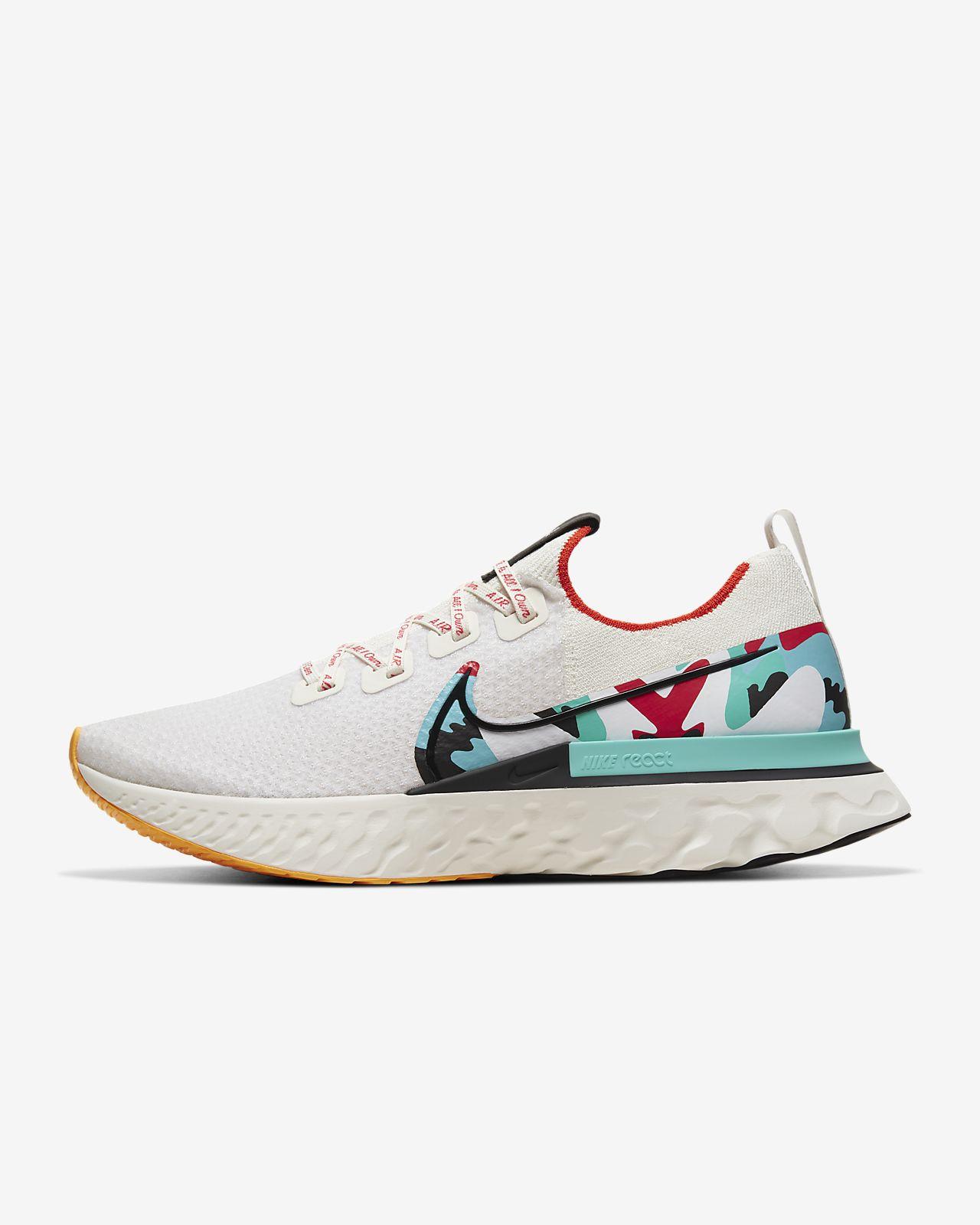 Nike React Infinity Run Flyknit A.I.R. Erkek Koşu Ayakkabısı