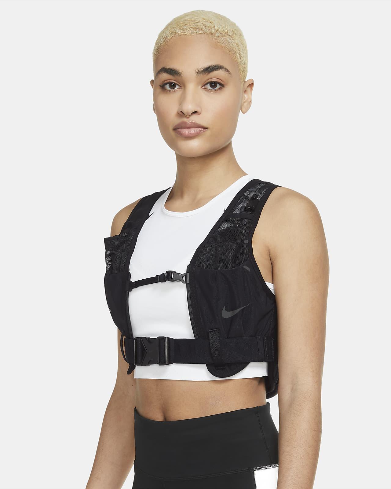 Veste de running sans manches repliable Nike Transform