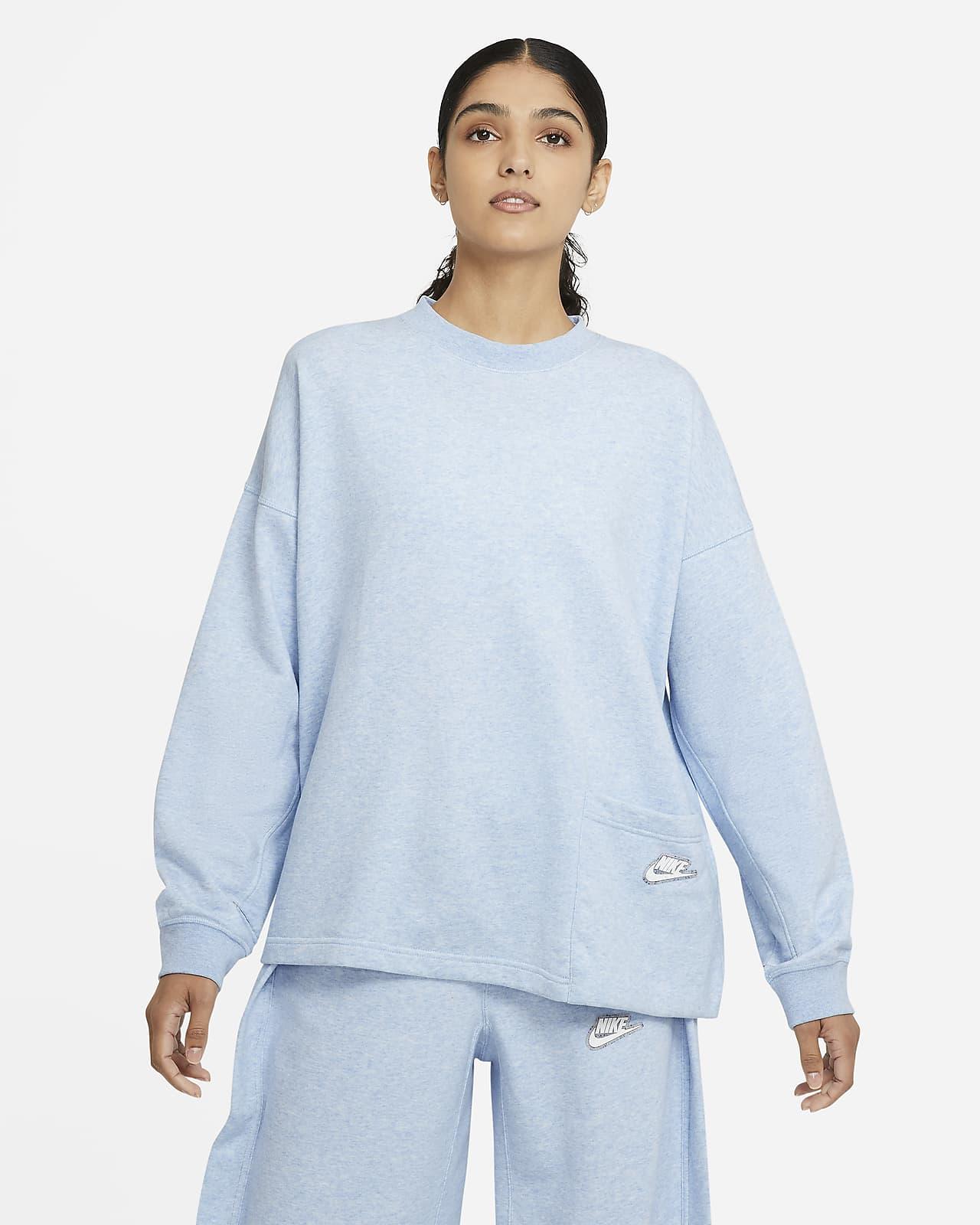 Dámská mikina s kulatým výstřihem Nike Sportswear
