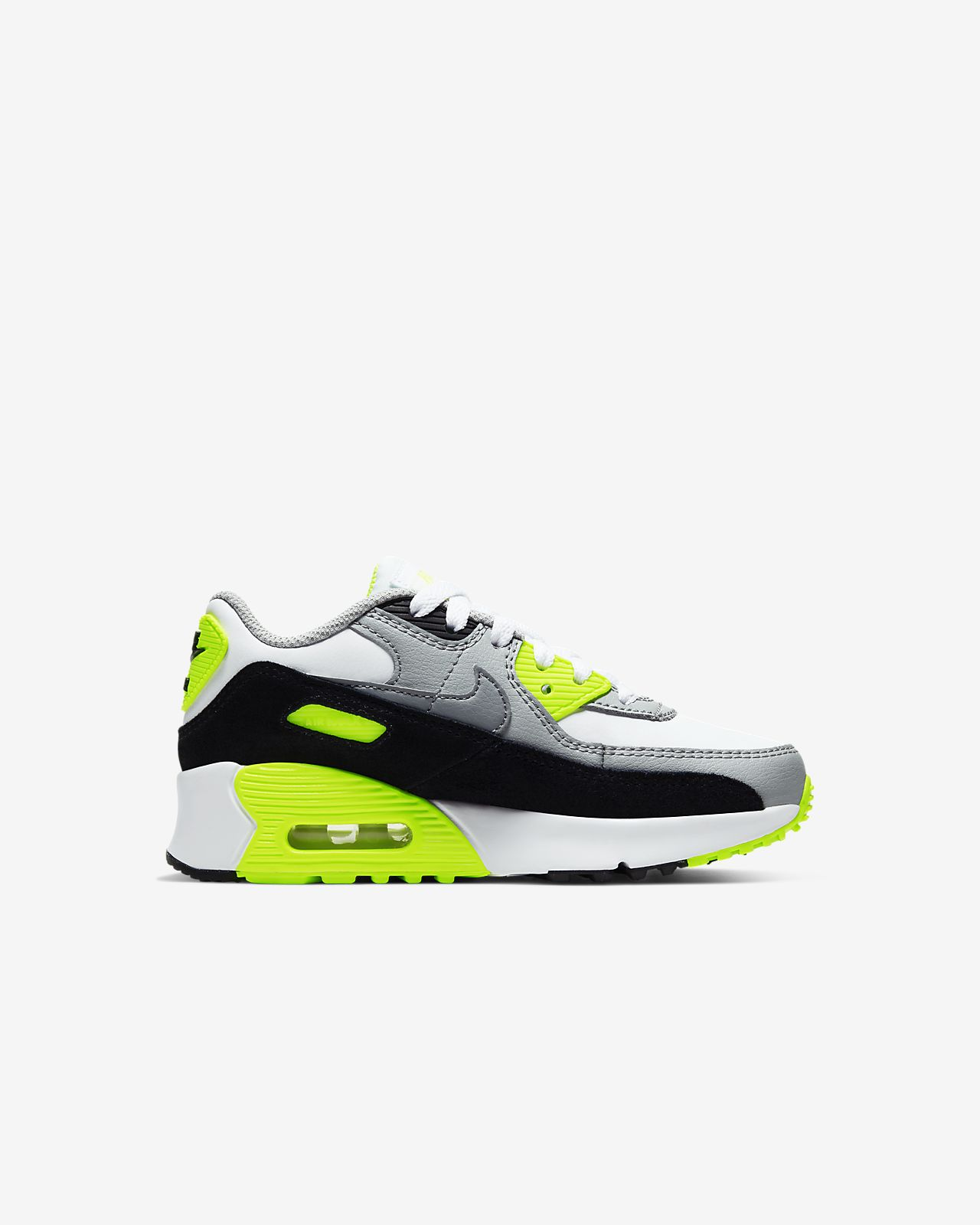 Nike Air Max 90 WMNS WhiteLight Grey For Sale
