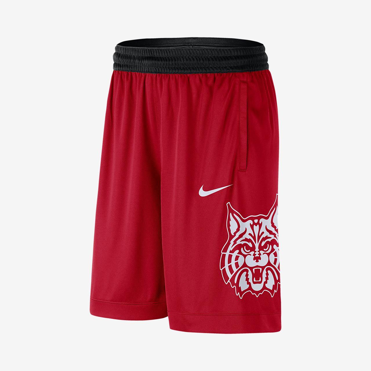 Shorts de básquetbol para hombre Nike College Dri-FIT (Arizona)