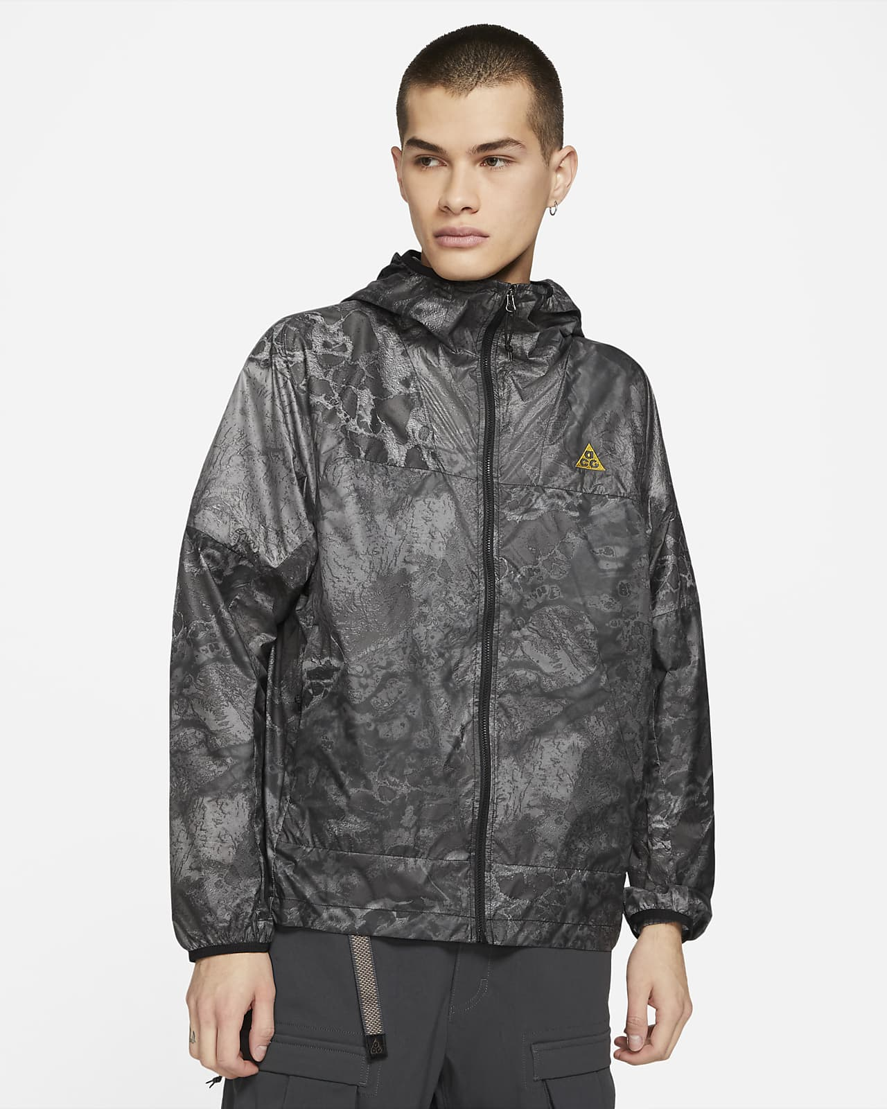 "Nike ACG ""Cinder Cone"" Men's Allover Print Jacket"