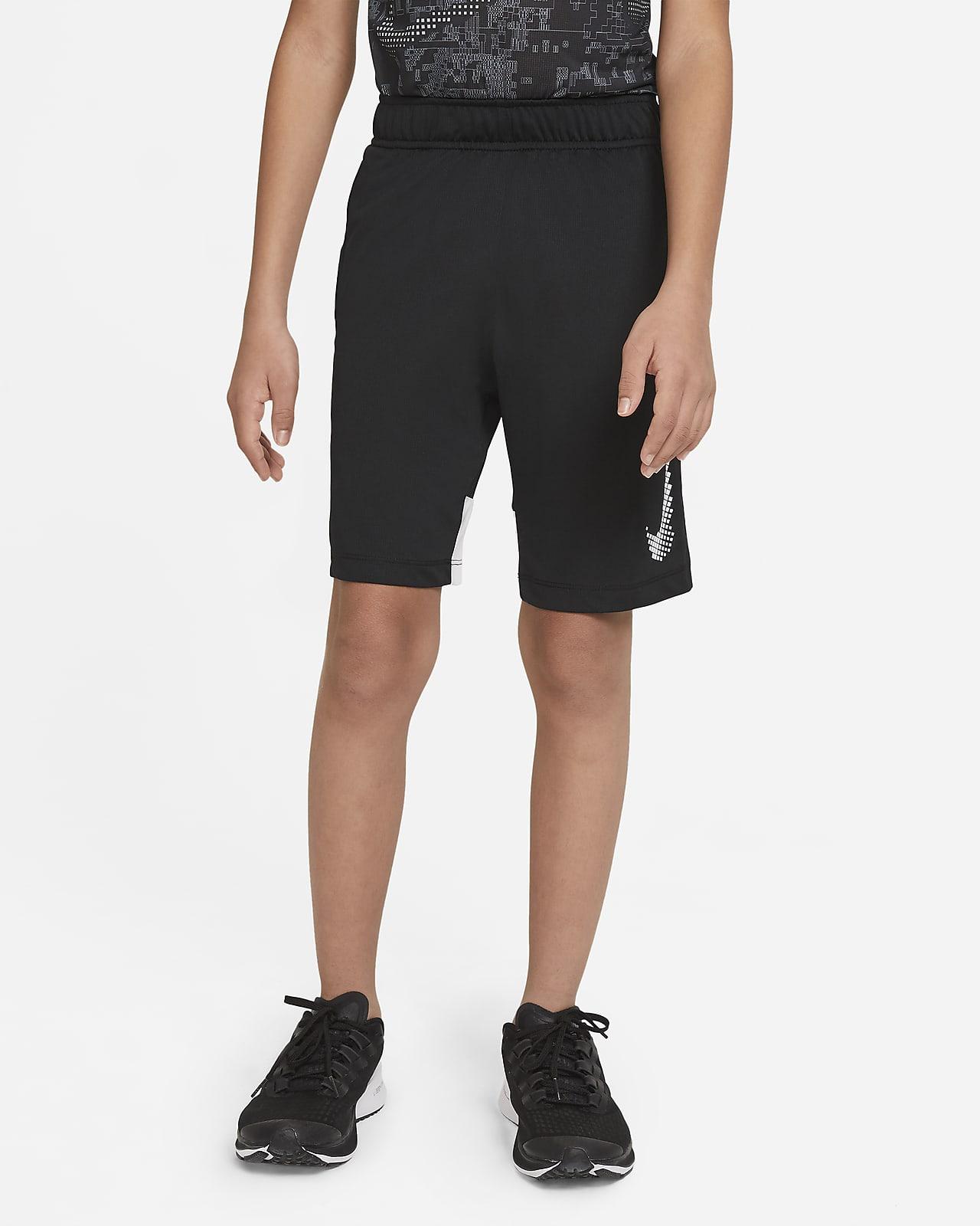 Nike Dominate 圖樣大童 (男童) 短褲