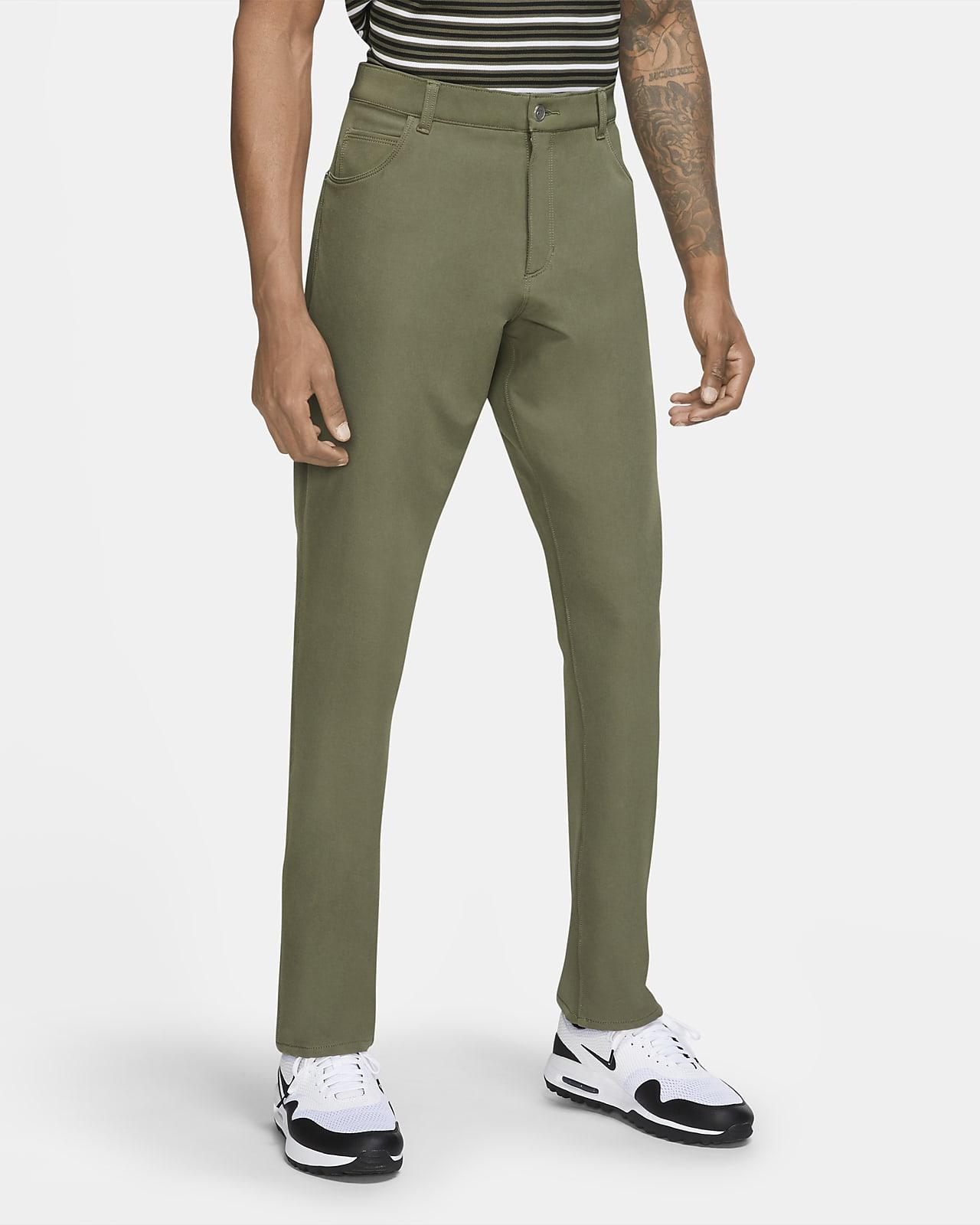 Pantalones para golf de ajuste entallado para hombre Nike Flex Repel