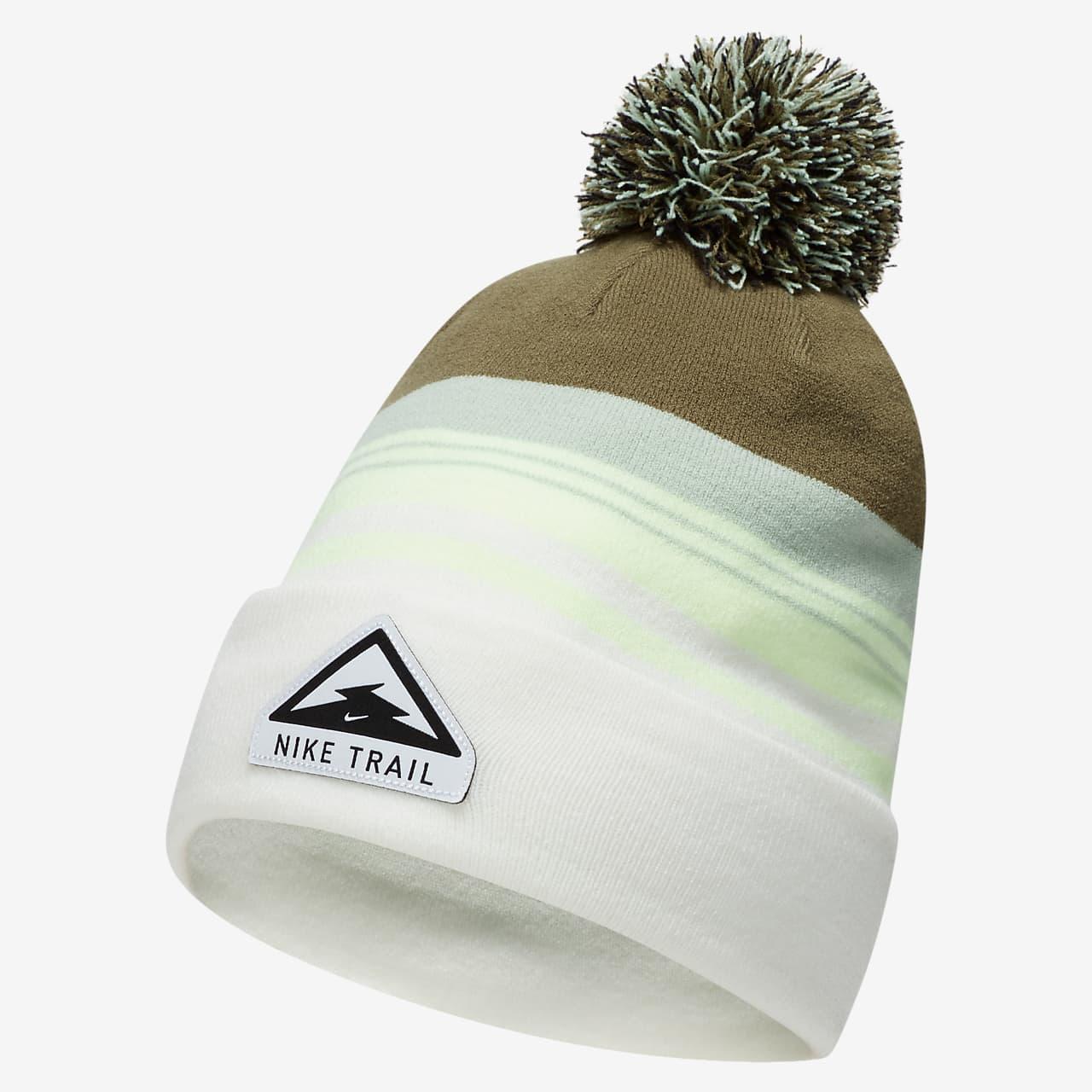 Nike Trail Cuffed 跑步针织帽