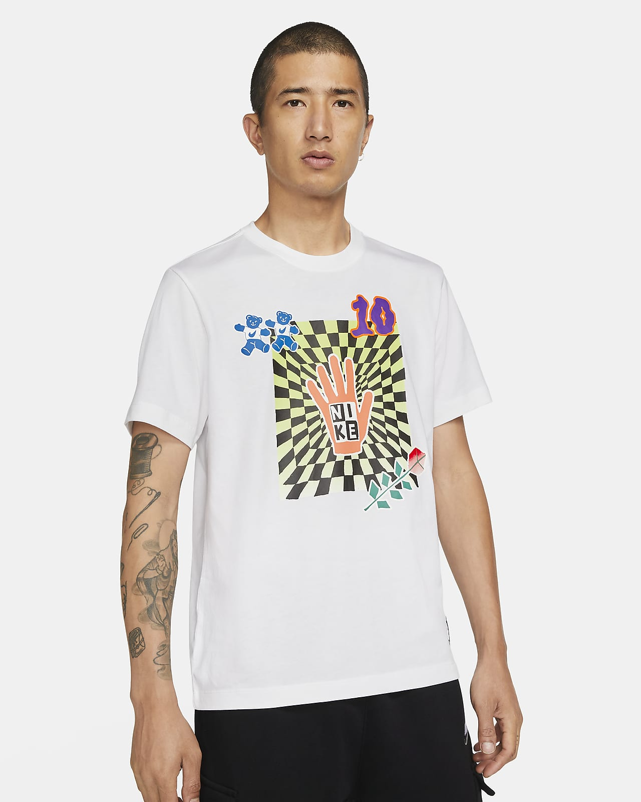 ナイキ スポーツウェア A.I.R.マシン メンズ Tシャツ