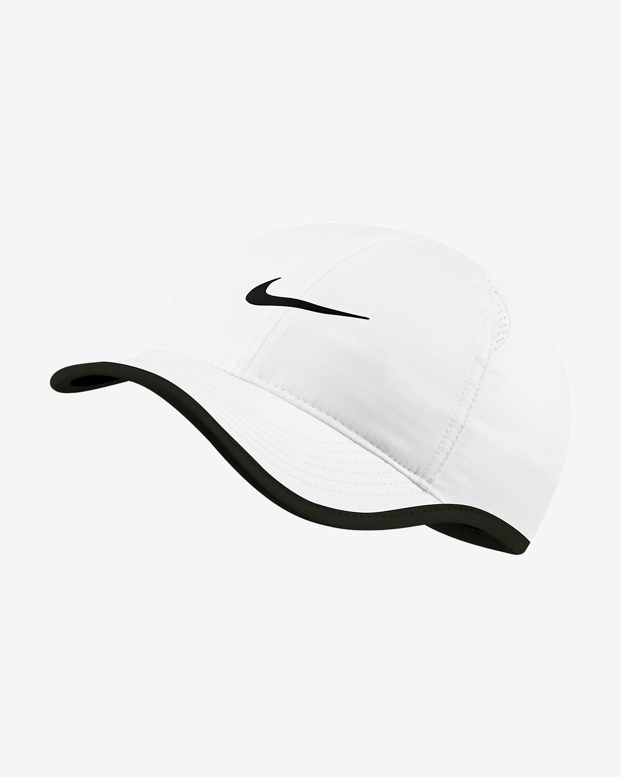 หมวกแก๊ปปรับได้ผู้หญิง Nike Sportswear AeroBill Featherlight