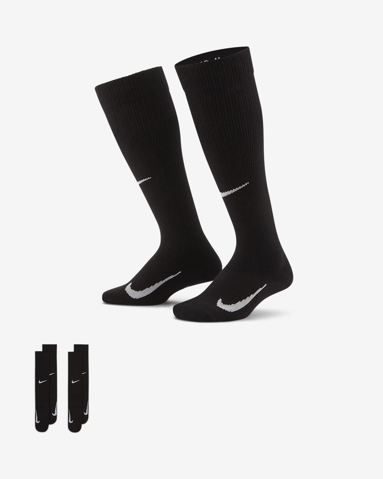Calzettoni Nike Swoosh - Bambini (2 paia)