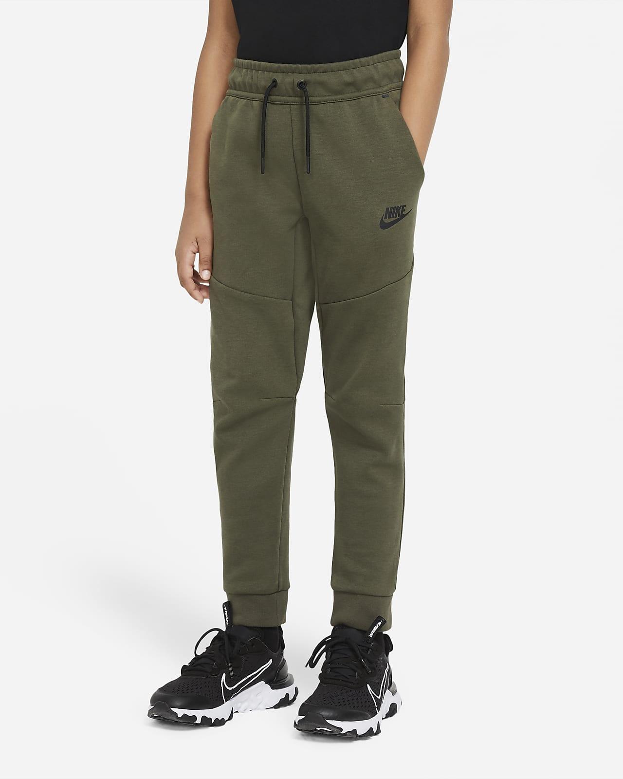 Kalhoty Nike Sportswear Tech Fleece pro větší děti (chlapce)